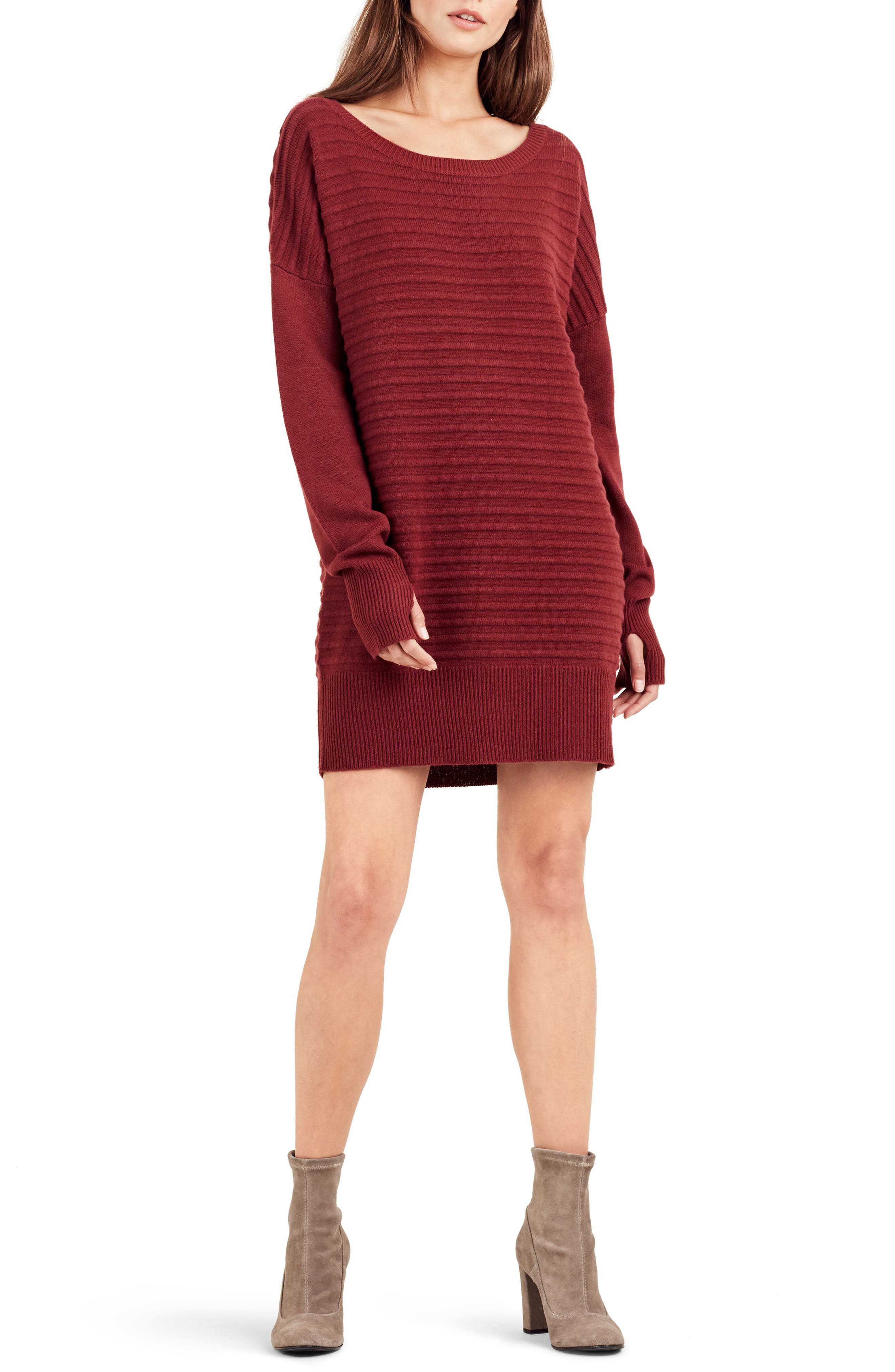 True Religion Brand Jeans Dolman Sweater Dress