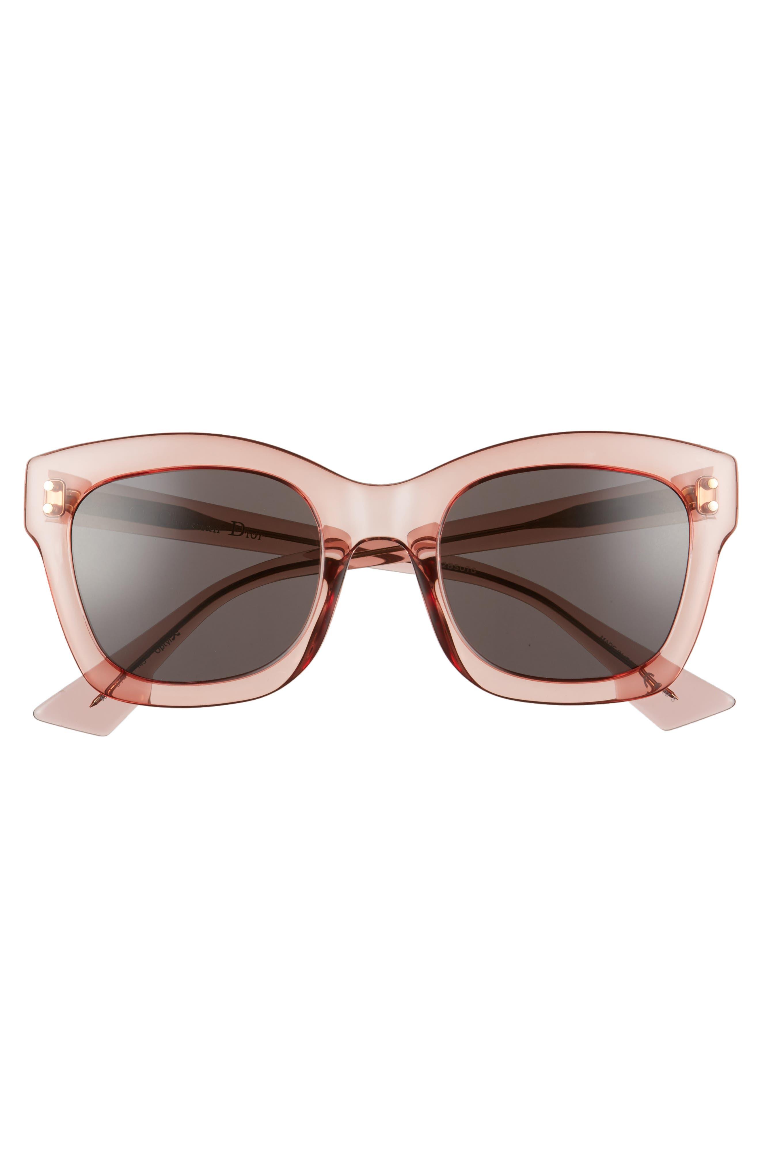 Alternate Image 3  - Dior Izon 51mm Sunglasses