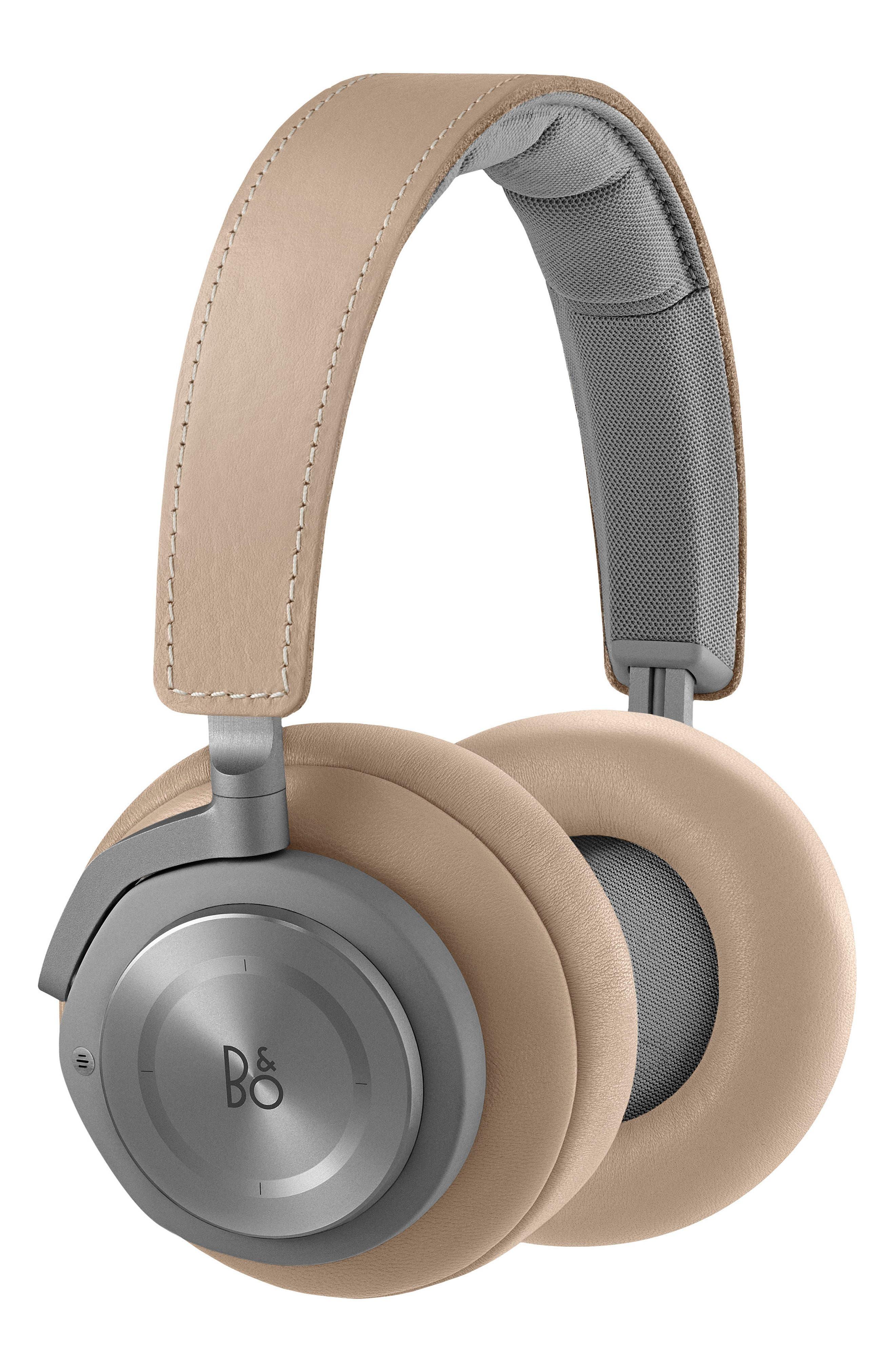 B&O Play H9 Wireless Noise Canceling on-Ear Headphones