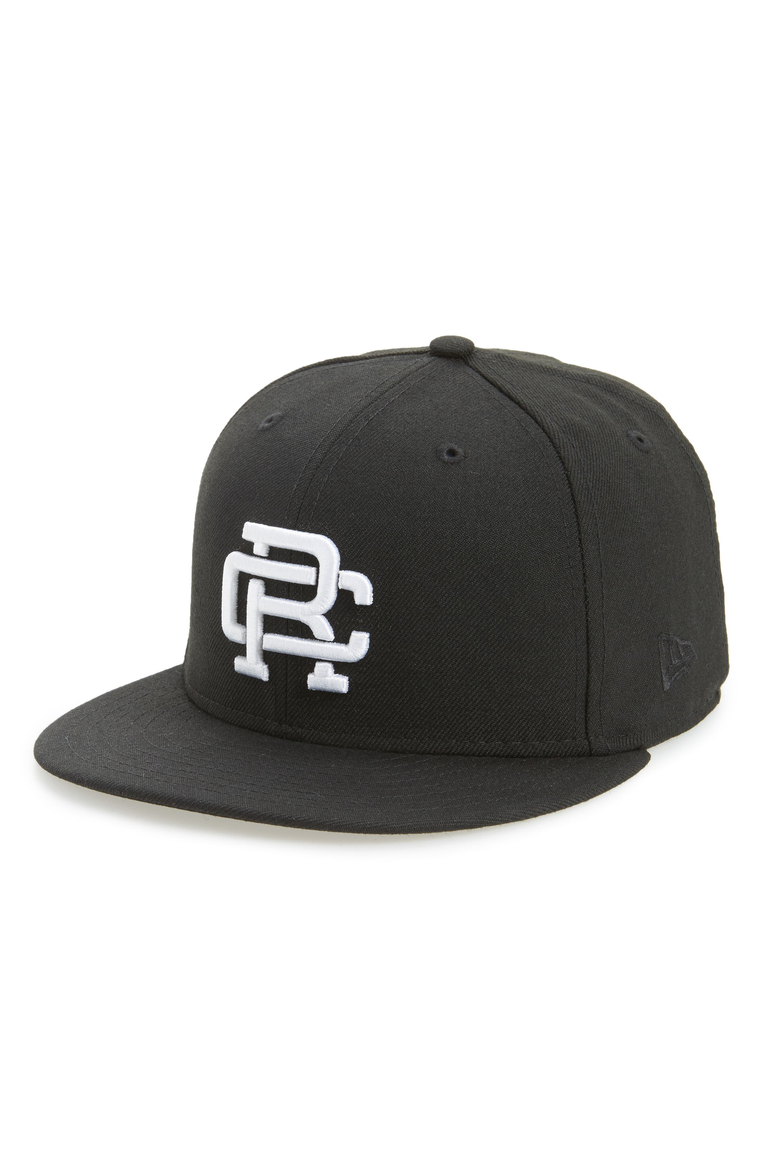 Main Image - Reigning Champ New Era Fitted Baseball Cap
