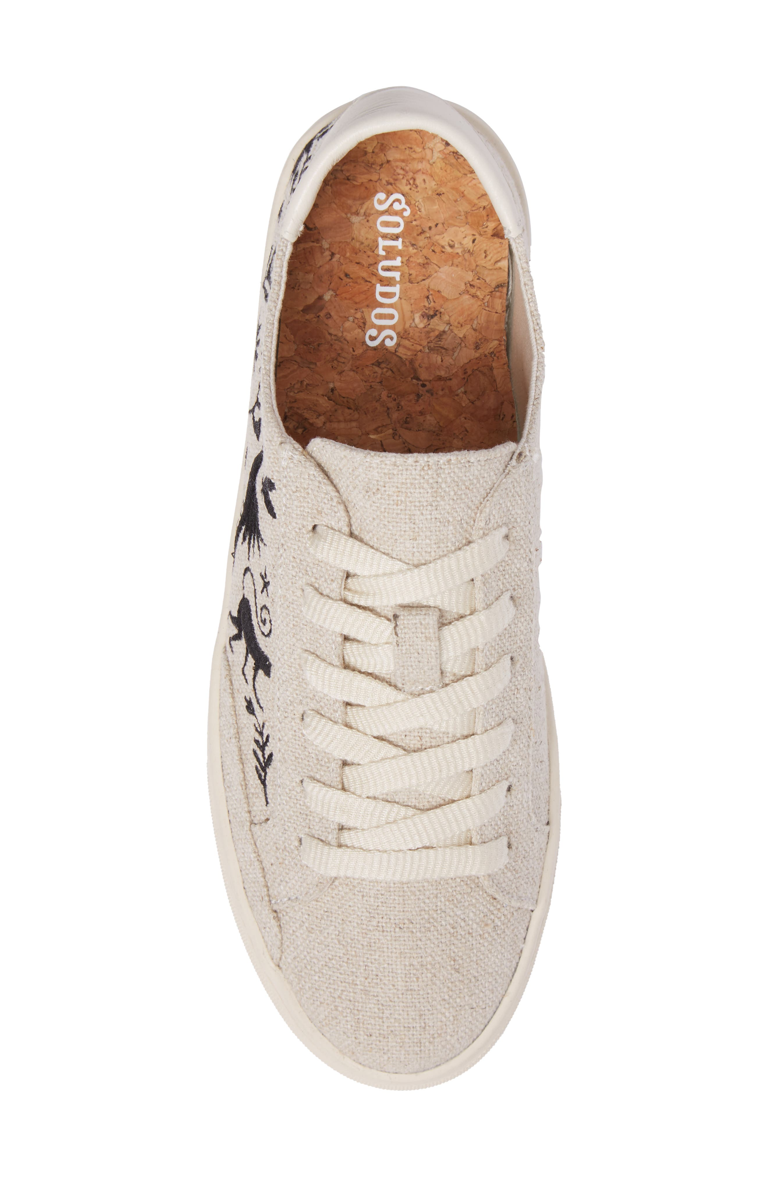 Otomi Sneaker,                             Alternate thumbnail 5, color,                             Sand Black