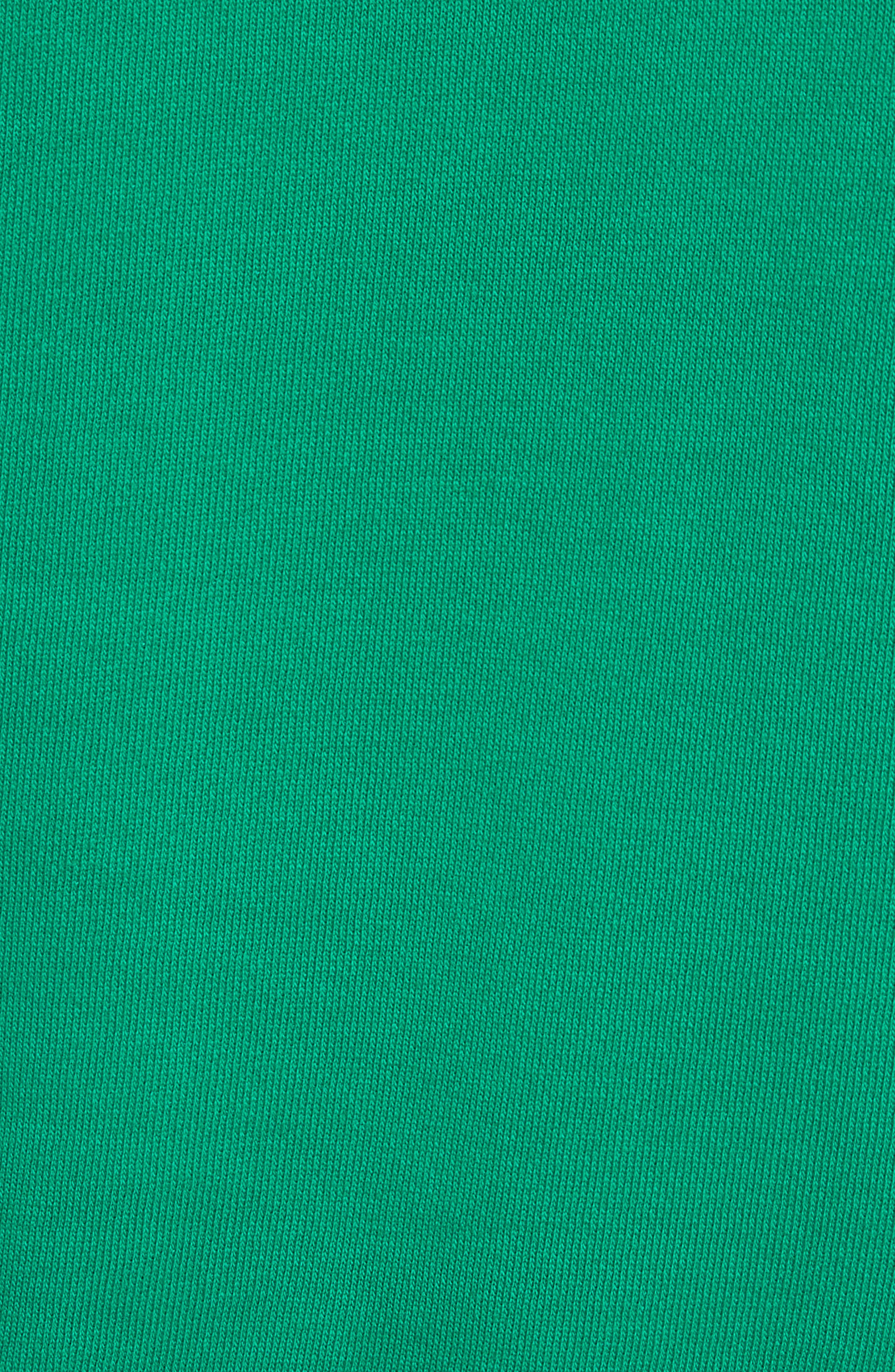 Isabel Marant Étoile Malibu Hoodie,                             Alternate thumbnail 4, color,                             Green