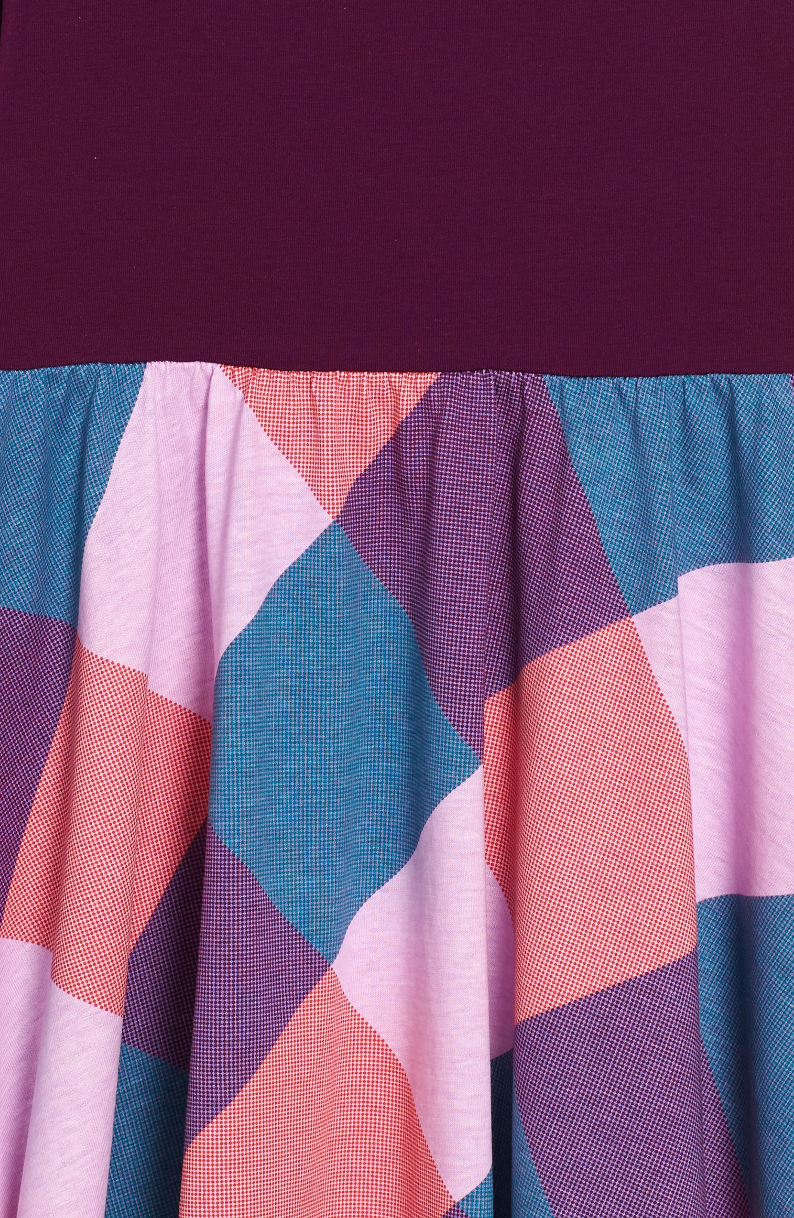 Alternate Image 3  - Tea Collection Dahlia Skirted Dress (Toddler Girls, Little Girls & Big Girls)