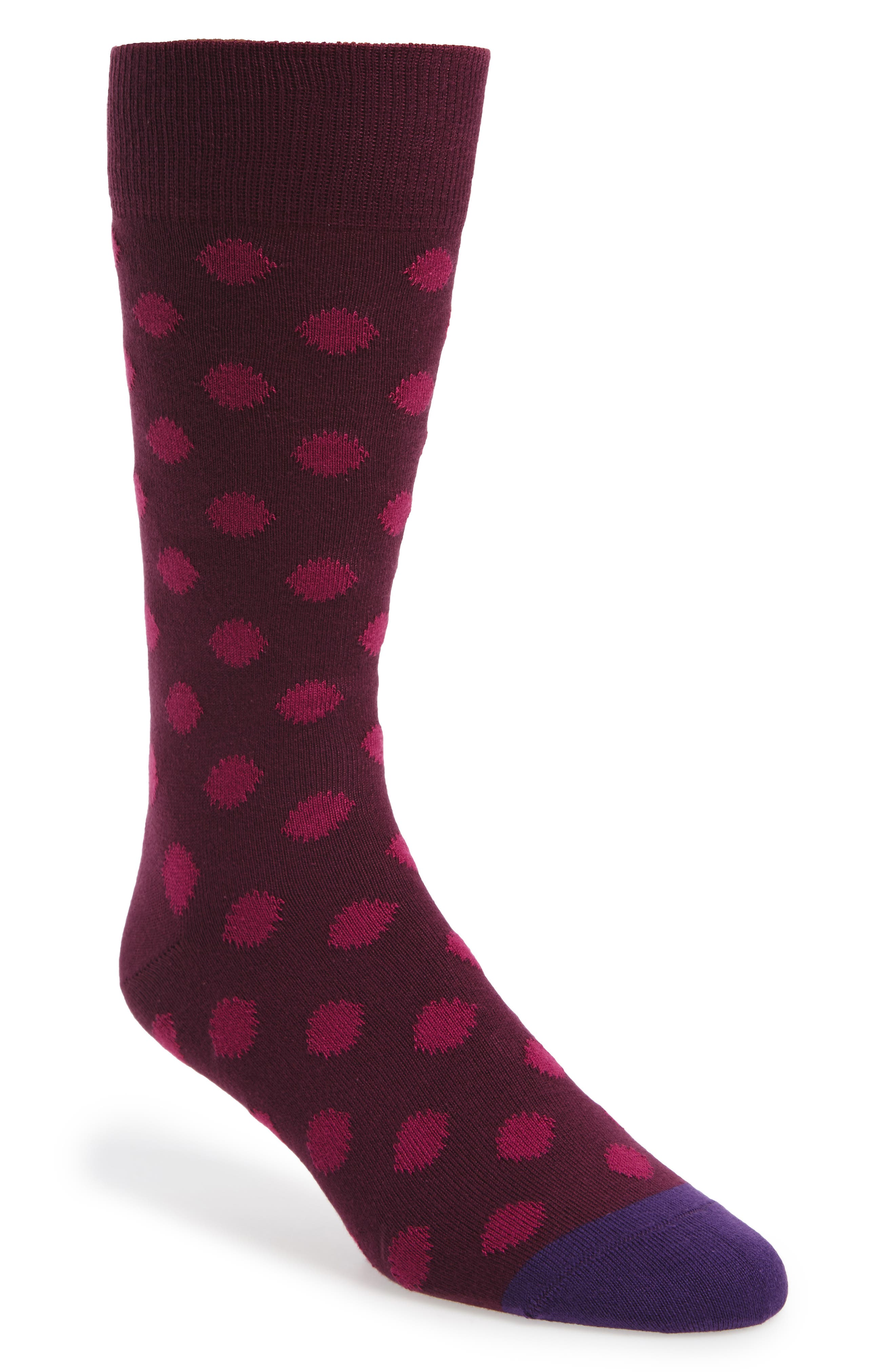 Paul Smith Supernova Dot Socks