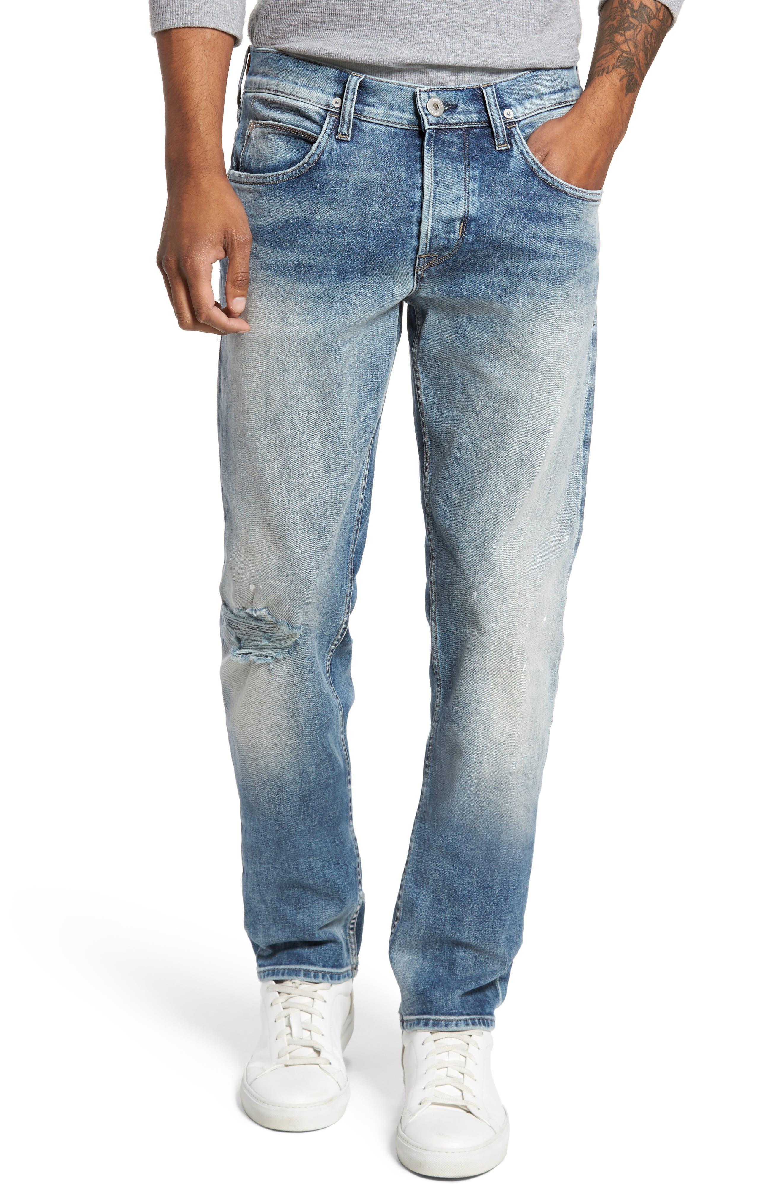Blake Slim Fit Jeans,                             Main thumbnail 1, color,                             Lockwood