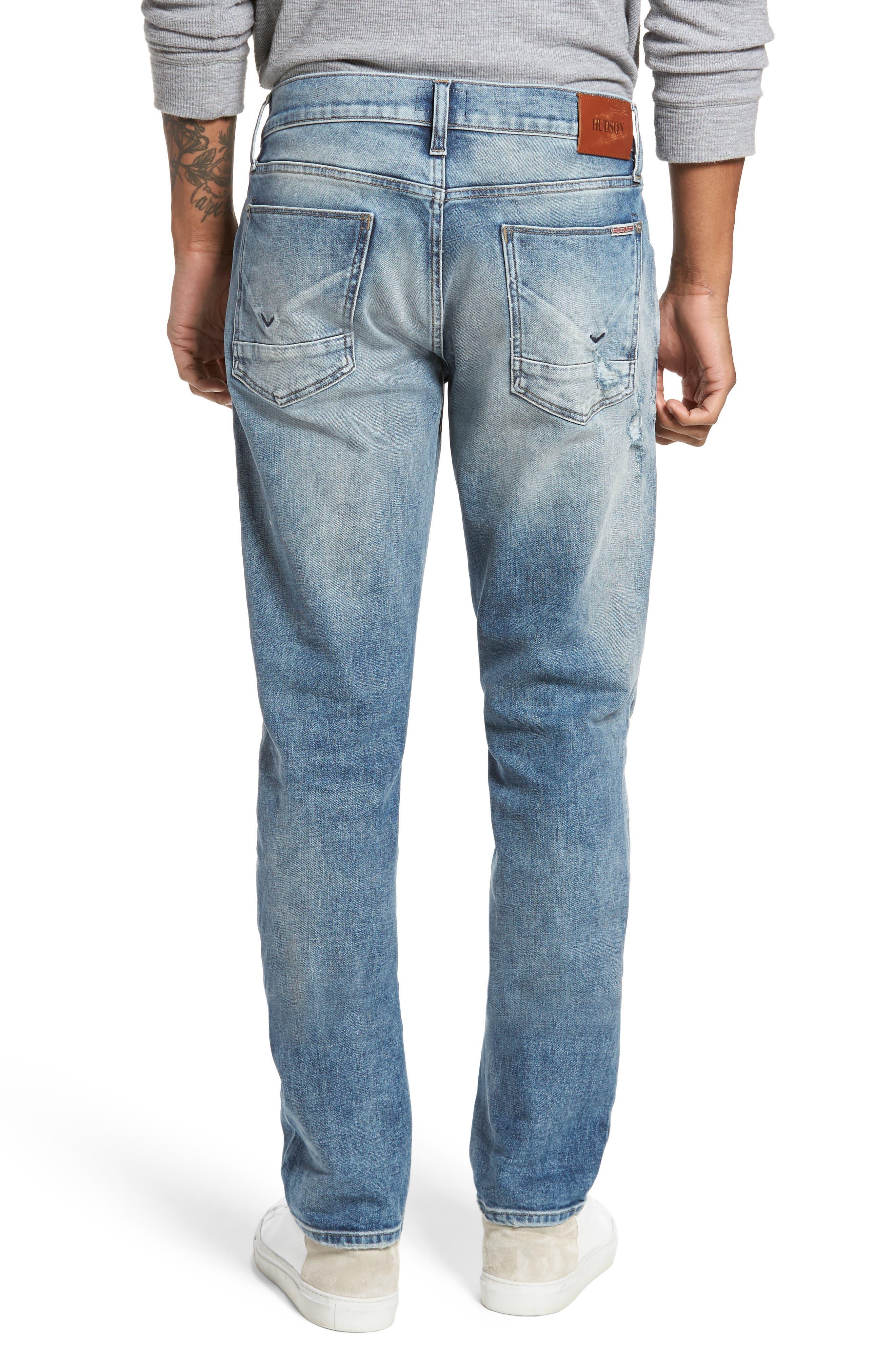 Blake Slim Fit Jeans,                             Alternate thumbnail 2, color,                             Lockwood