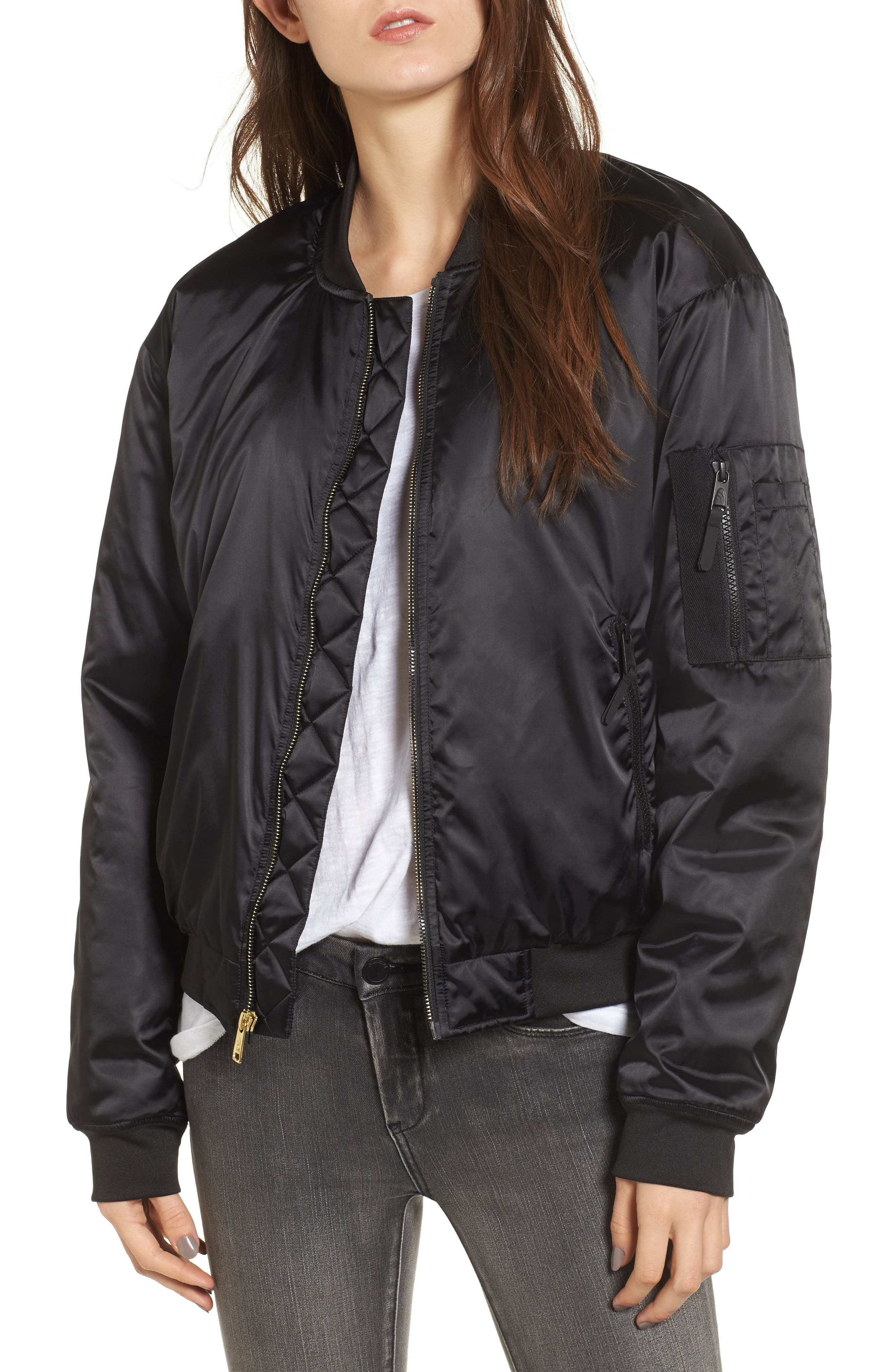 The North Face Barstol Bomber Jacket