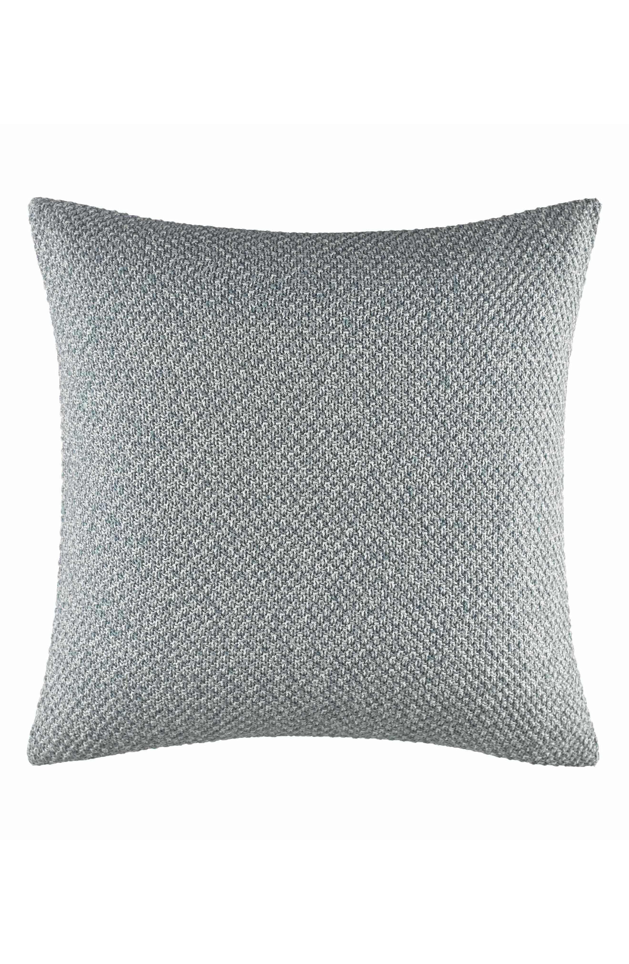 Alternate Image 1 Selected - Nautica Cape Coral Knit Pillow