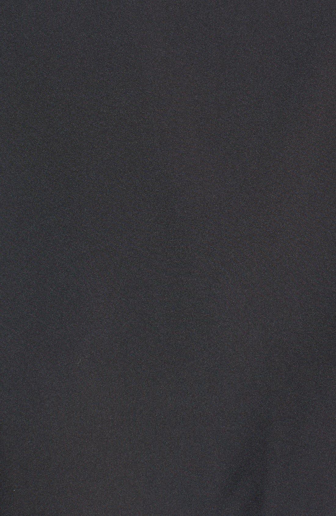 Carolina Panthers - Beacon WeatherTec Wind & Water Resistant Jacket,                             Alternate thumbnail 3, color,                             Black