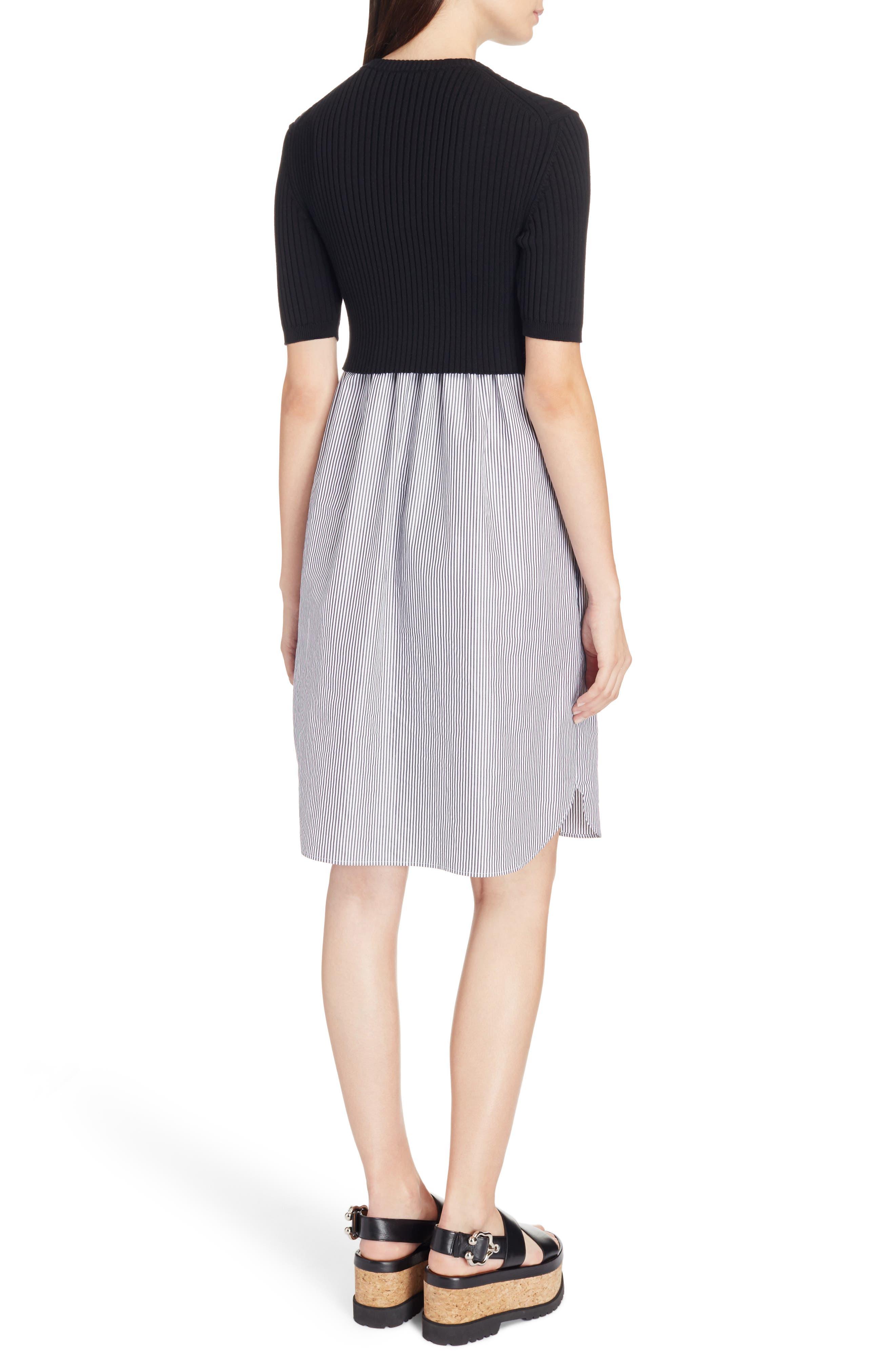 Alternate Image 2  - KENZO Knit Pullover Shirtdress