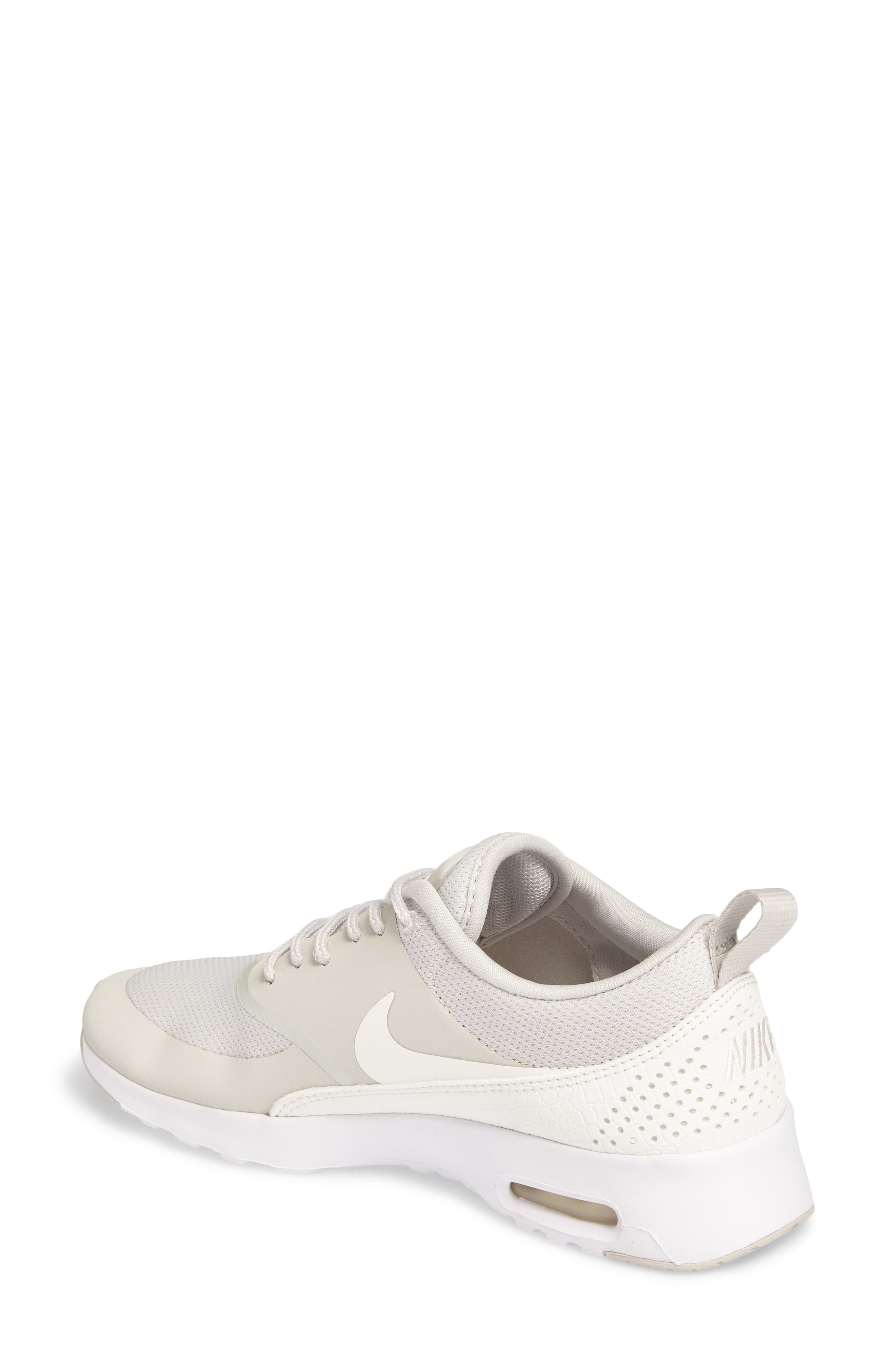 Alternate Image 2  - Nike Air Max Thea Sneaker (Women)