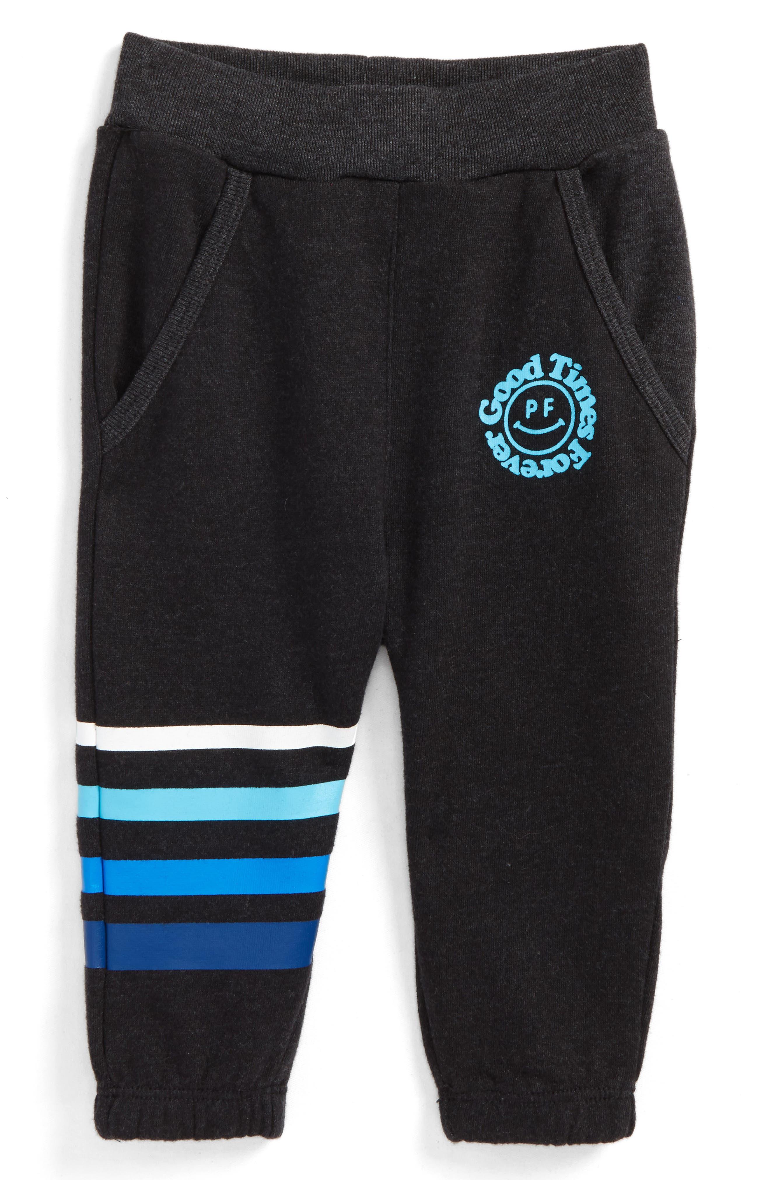 Main Image - Prefresh Good Times Jogger Pants (Baby Boys)