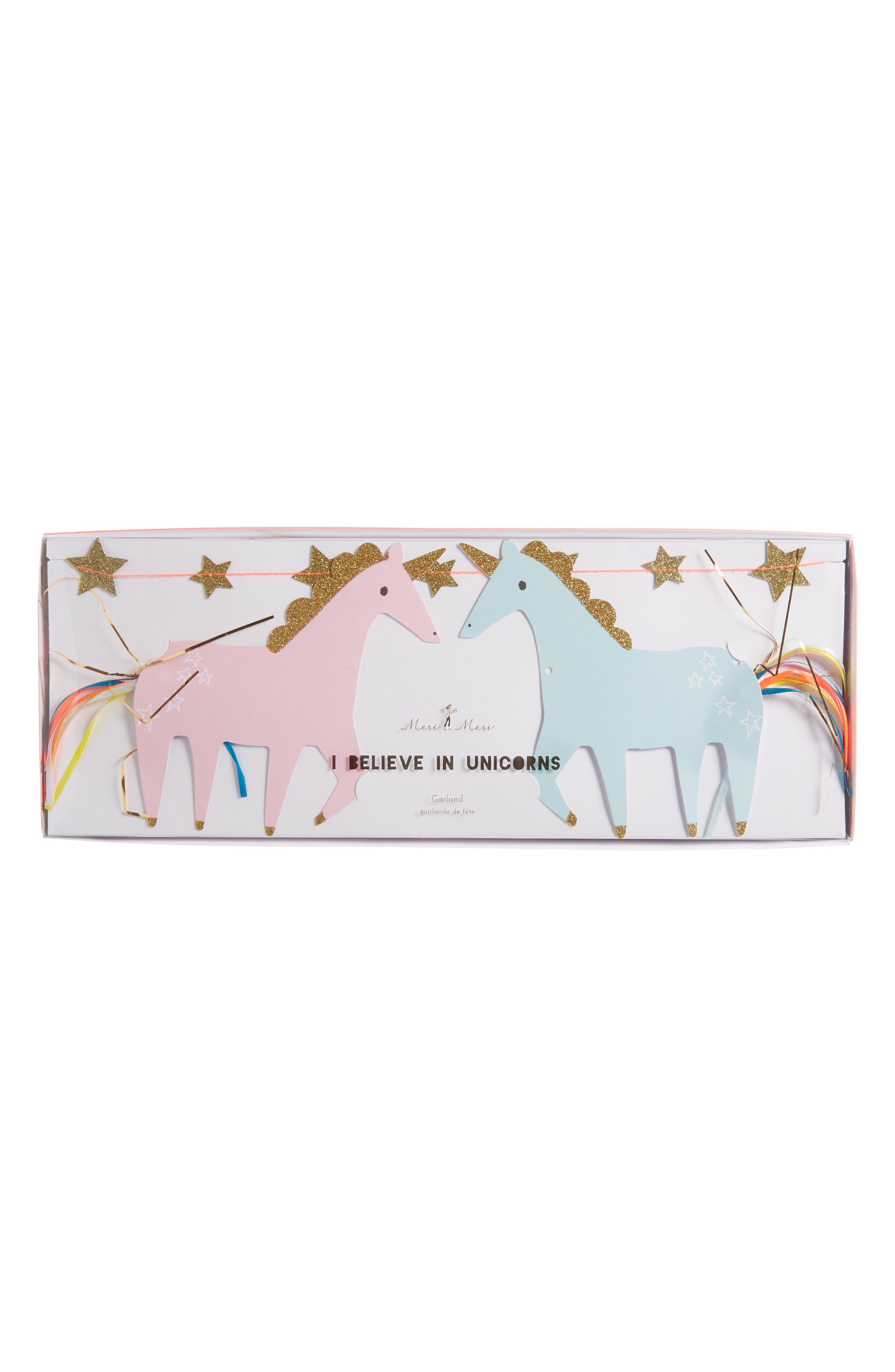 Alternate Image 1 Selected - Meri Meri Unicorn Garland