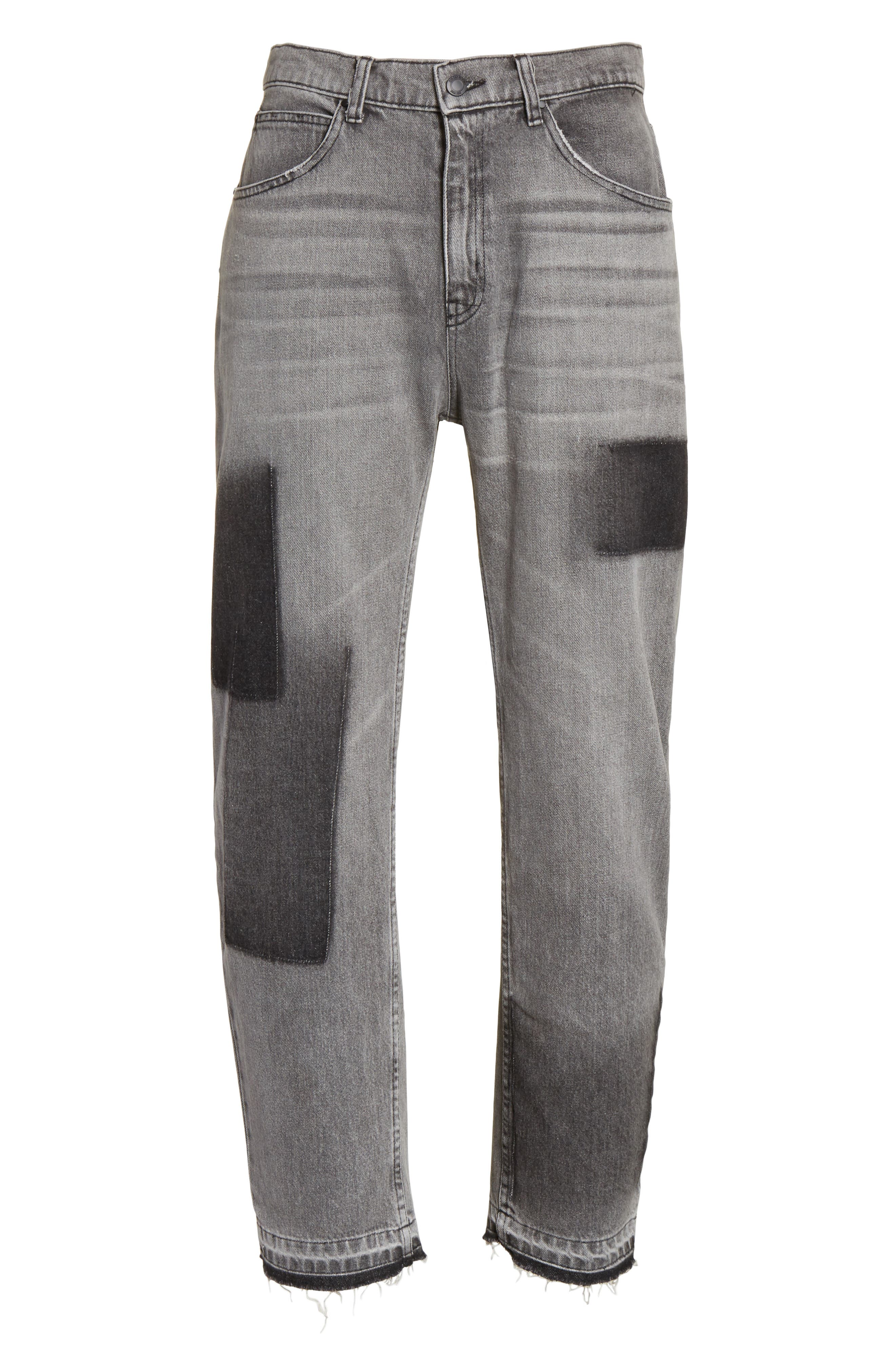 Alternate Image 6  - OVADIA & SONS OS-2 Straight Leg Jeans