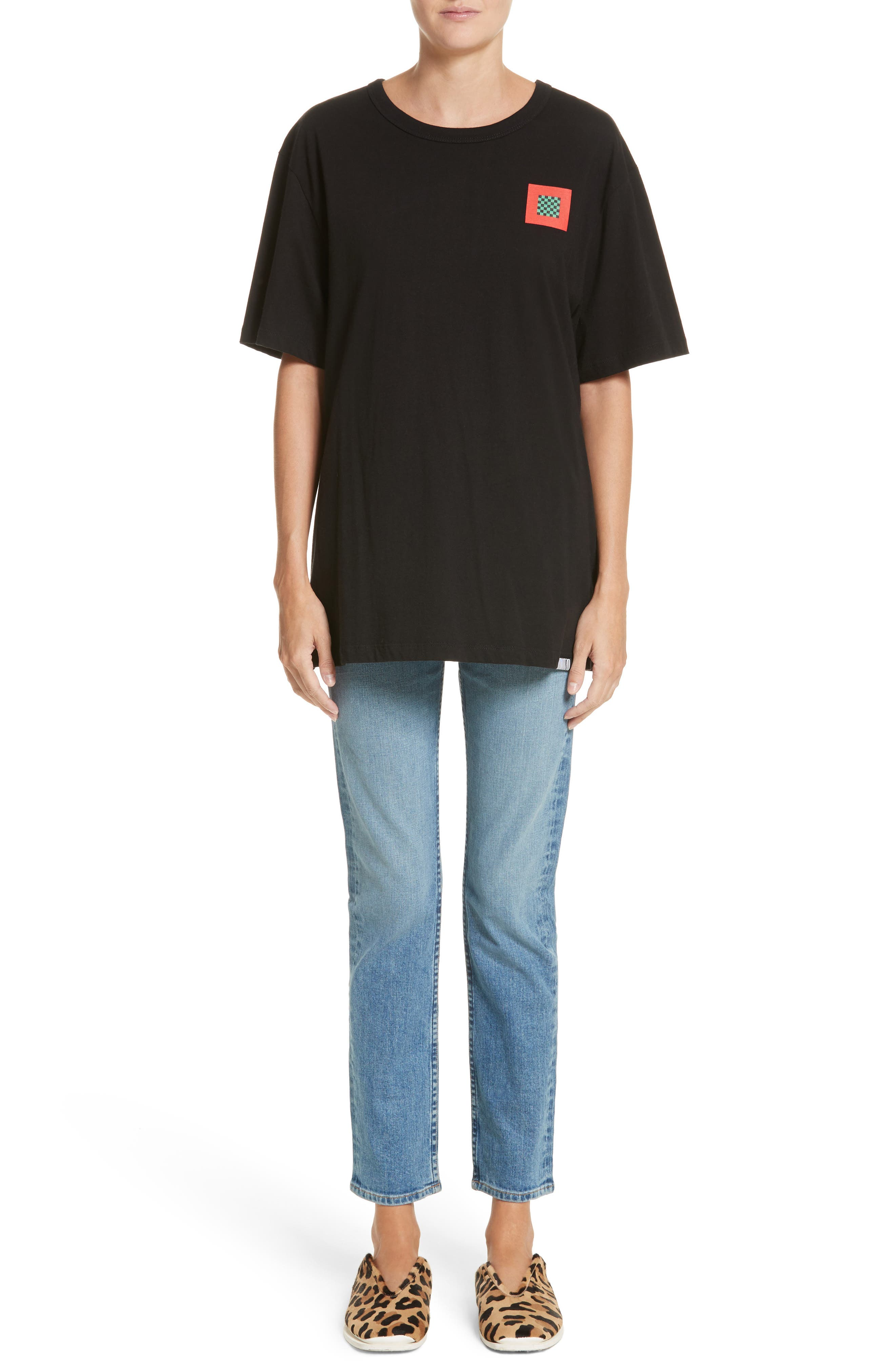 Alternate Image 7  - Proenza Schouler PSWL Straight Leg Jeans