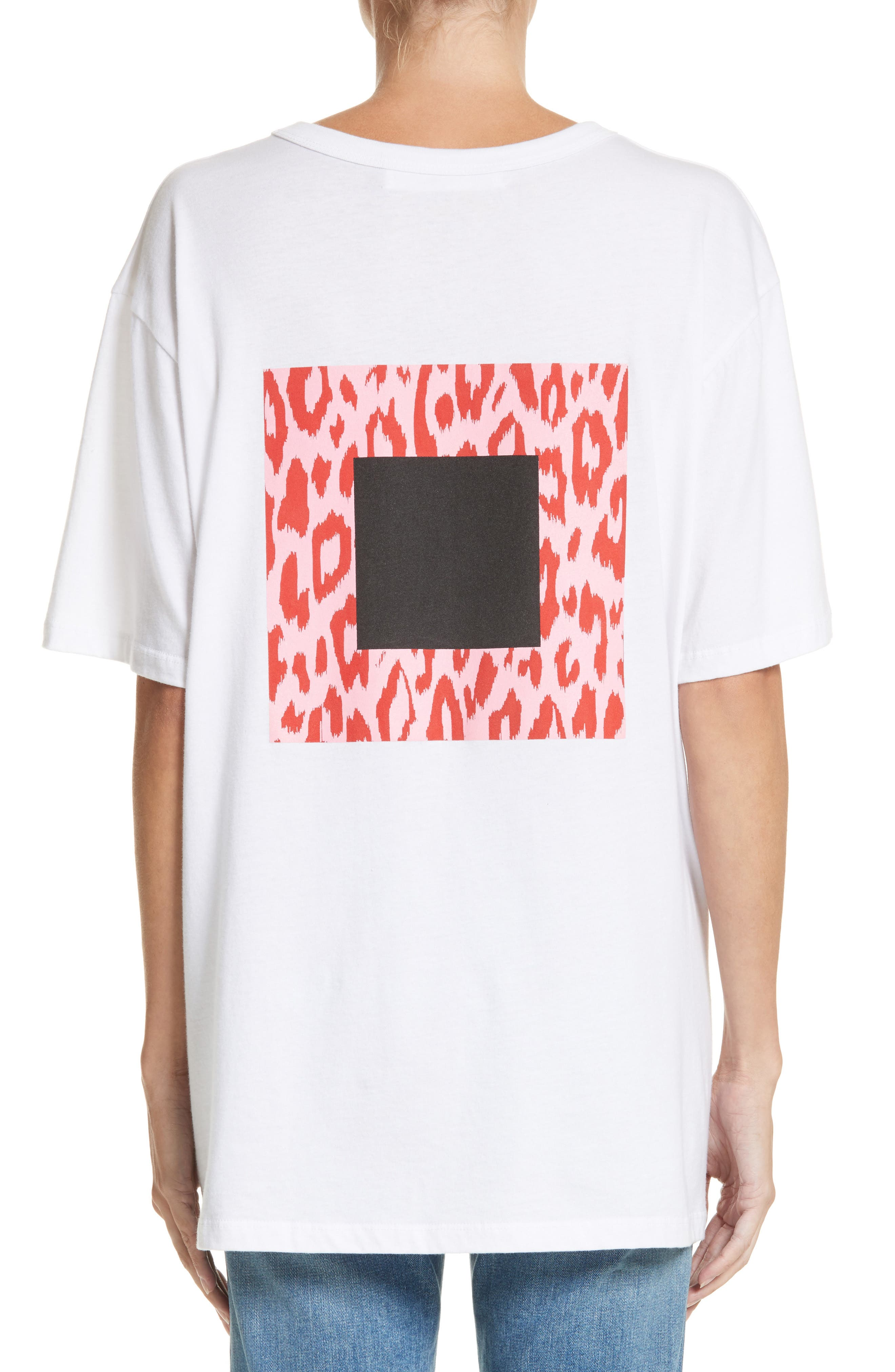 PSWL Graphic Jersey Tee,                             Alternate thumbnail 2, color,                             White