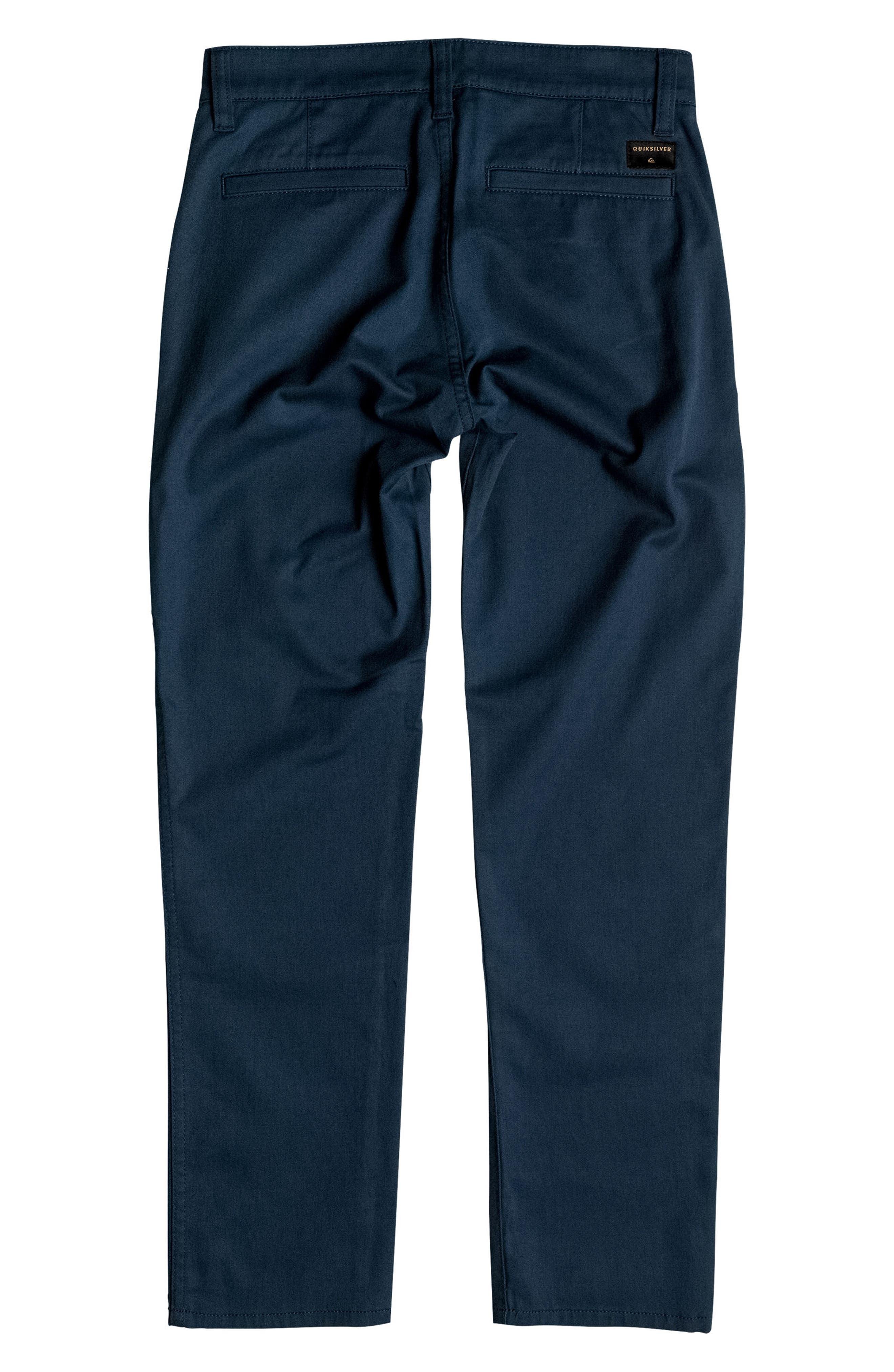 Regular Fit Everyday Union Pants,                             Alternate thumbnail 2, color,                             Navy Blazer
