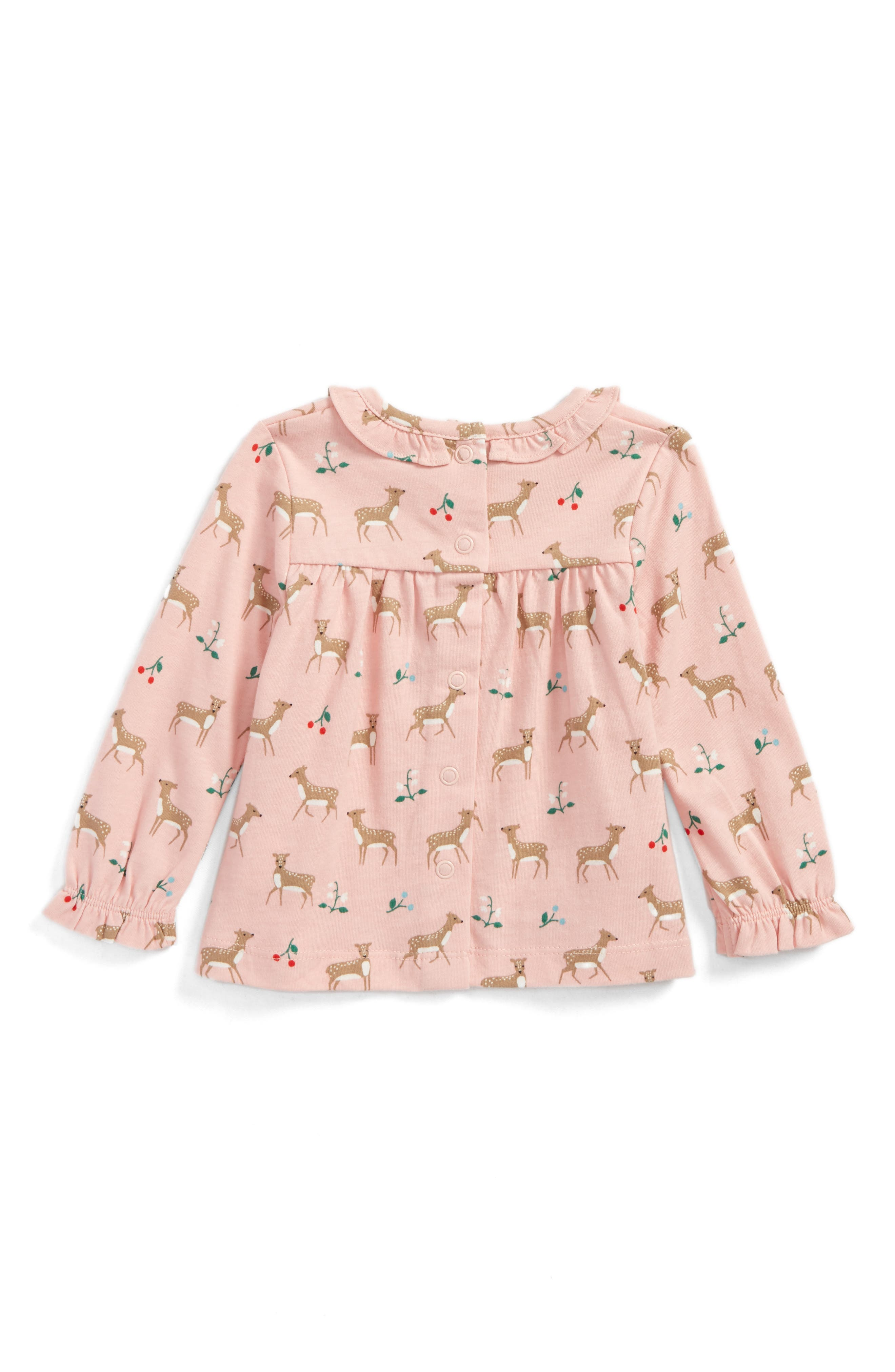 Pretty Tee,                             Alternate thumbnail 2, color,                             Provence Dusty Pink Baby Fawn