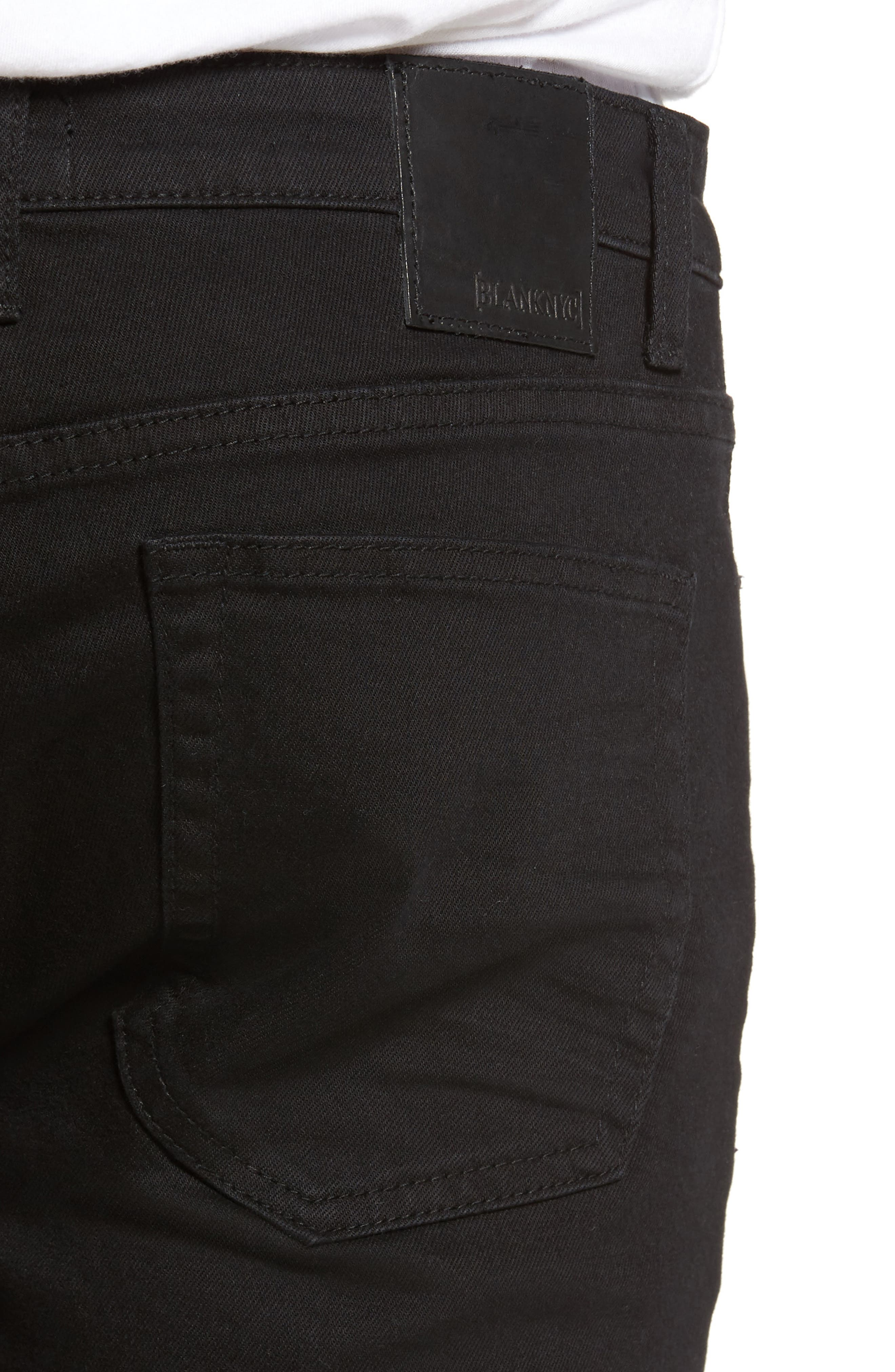 Horatio Skinny Fit Jeans,                             Alternate thumbnail 4, color,                             High Q