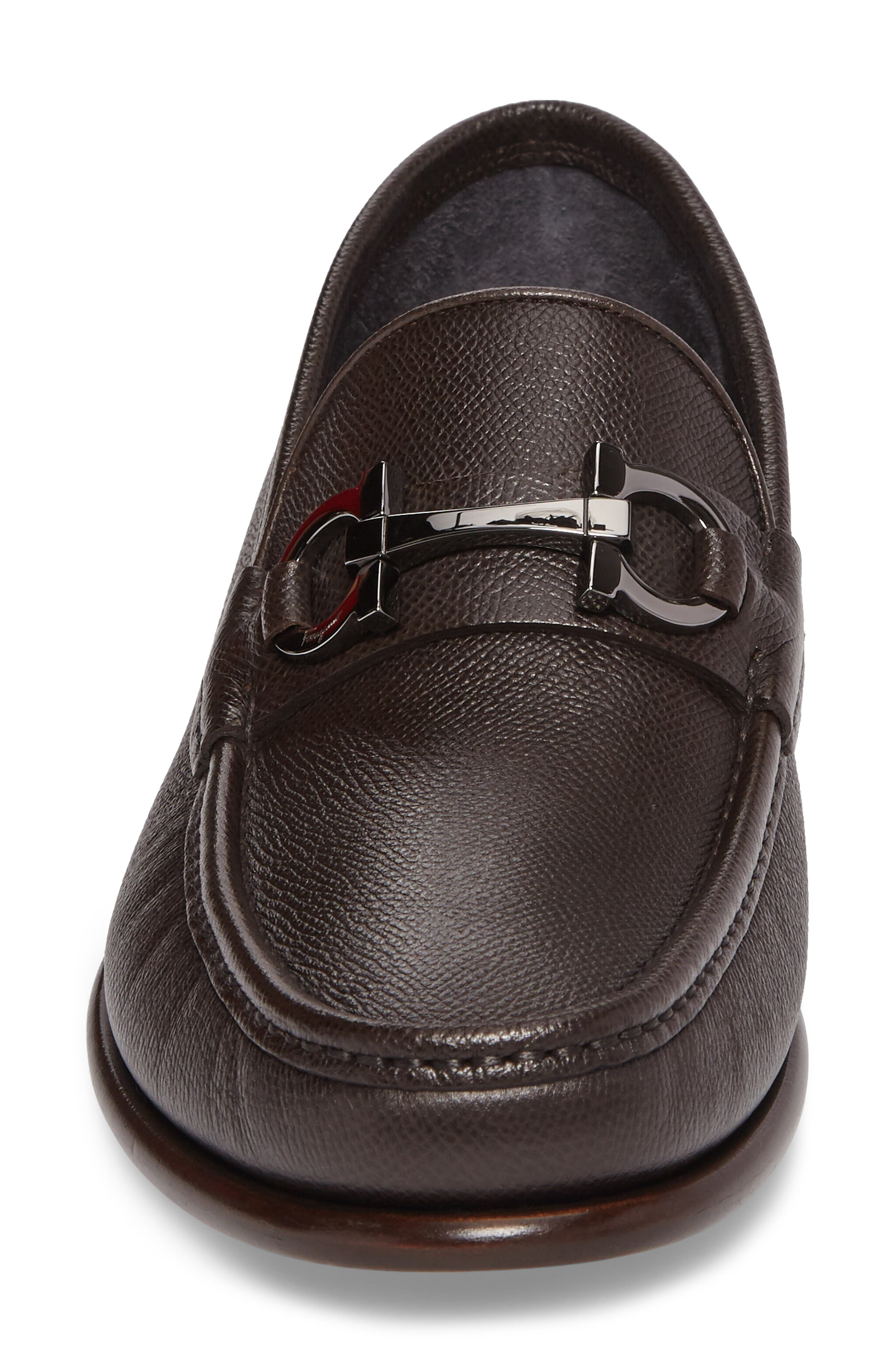 Crown Bit Loafer,                             Alternate thumbnail 4, color,                             T.Moro
