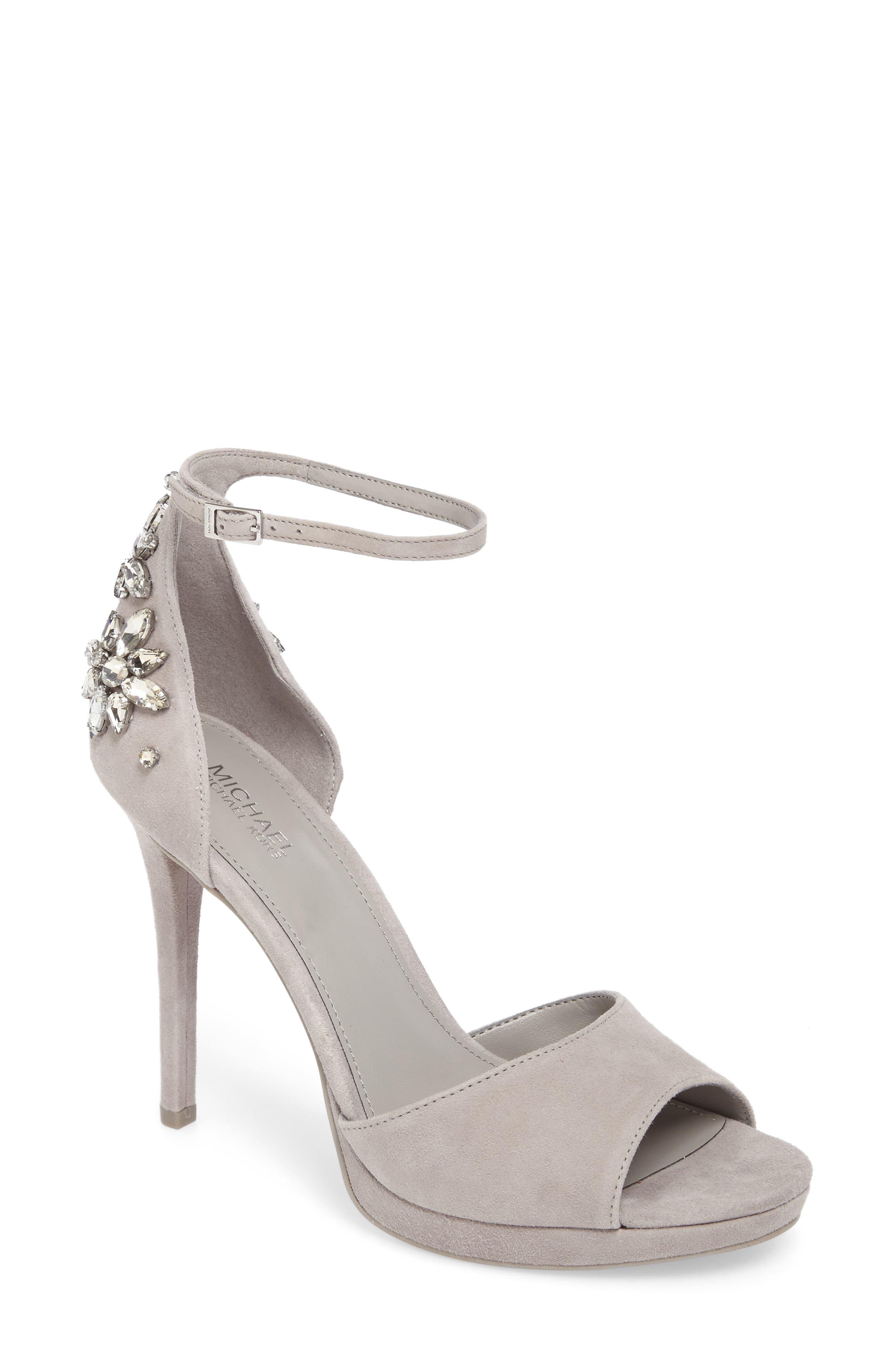Main Image - MICHAEL Michael Kors Patti Platform Sandal (Women)
