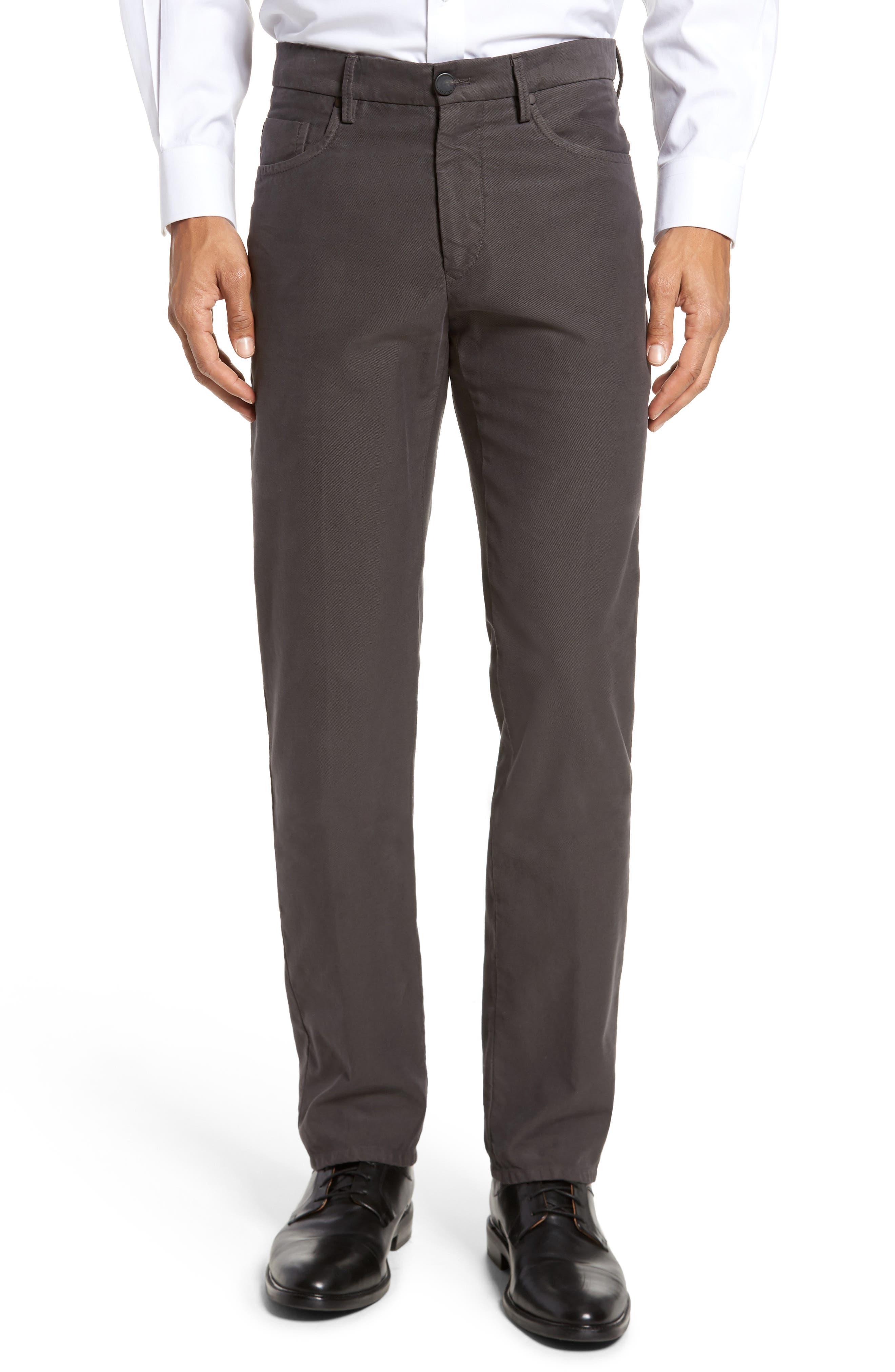 Incotex Cotton Twill Five-Pocket Pants