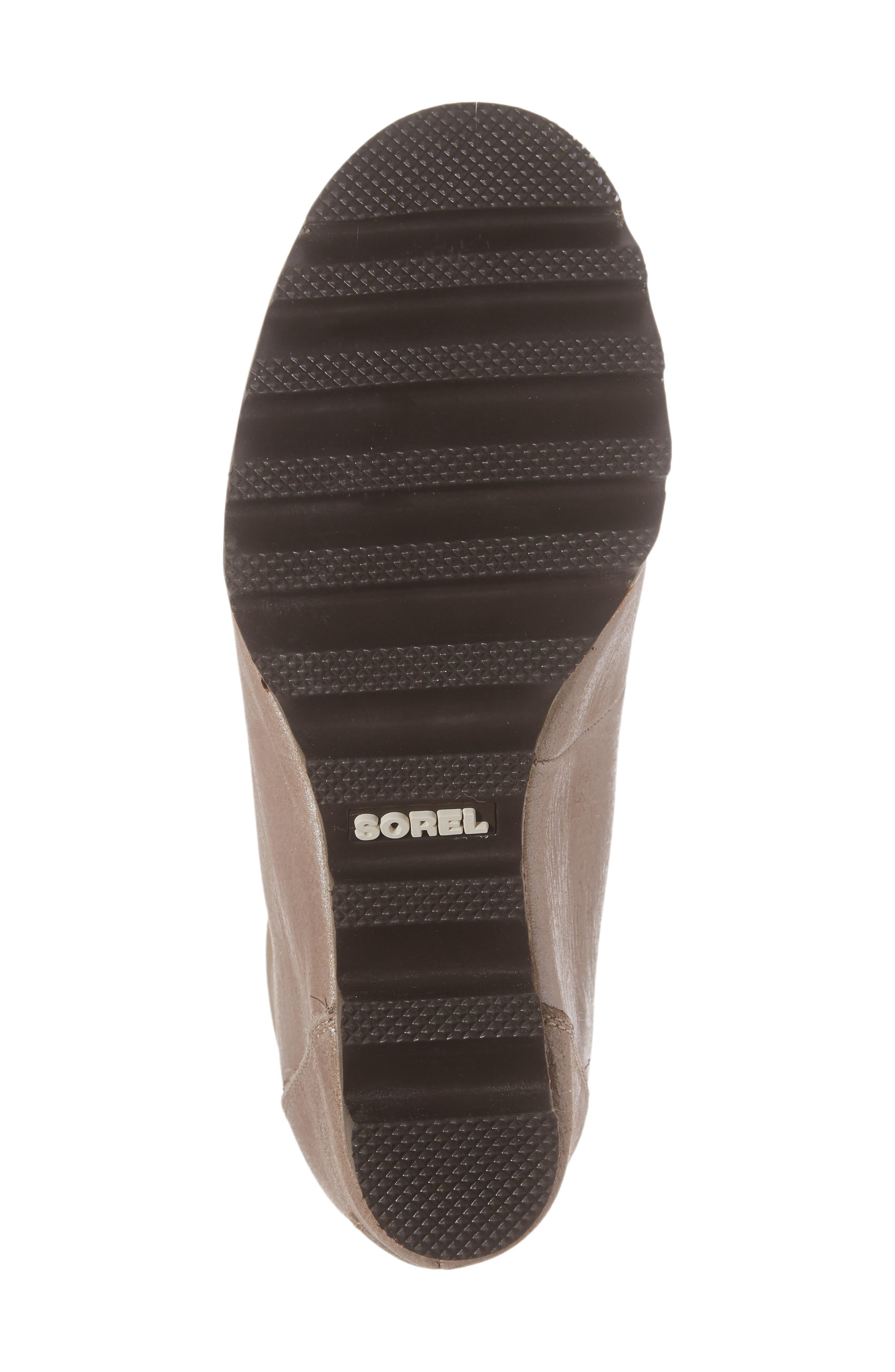 Alternate Image 6  - SOREL 'Conquest' Waterproof Wedge Boot (Women)