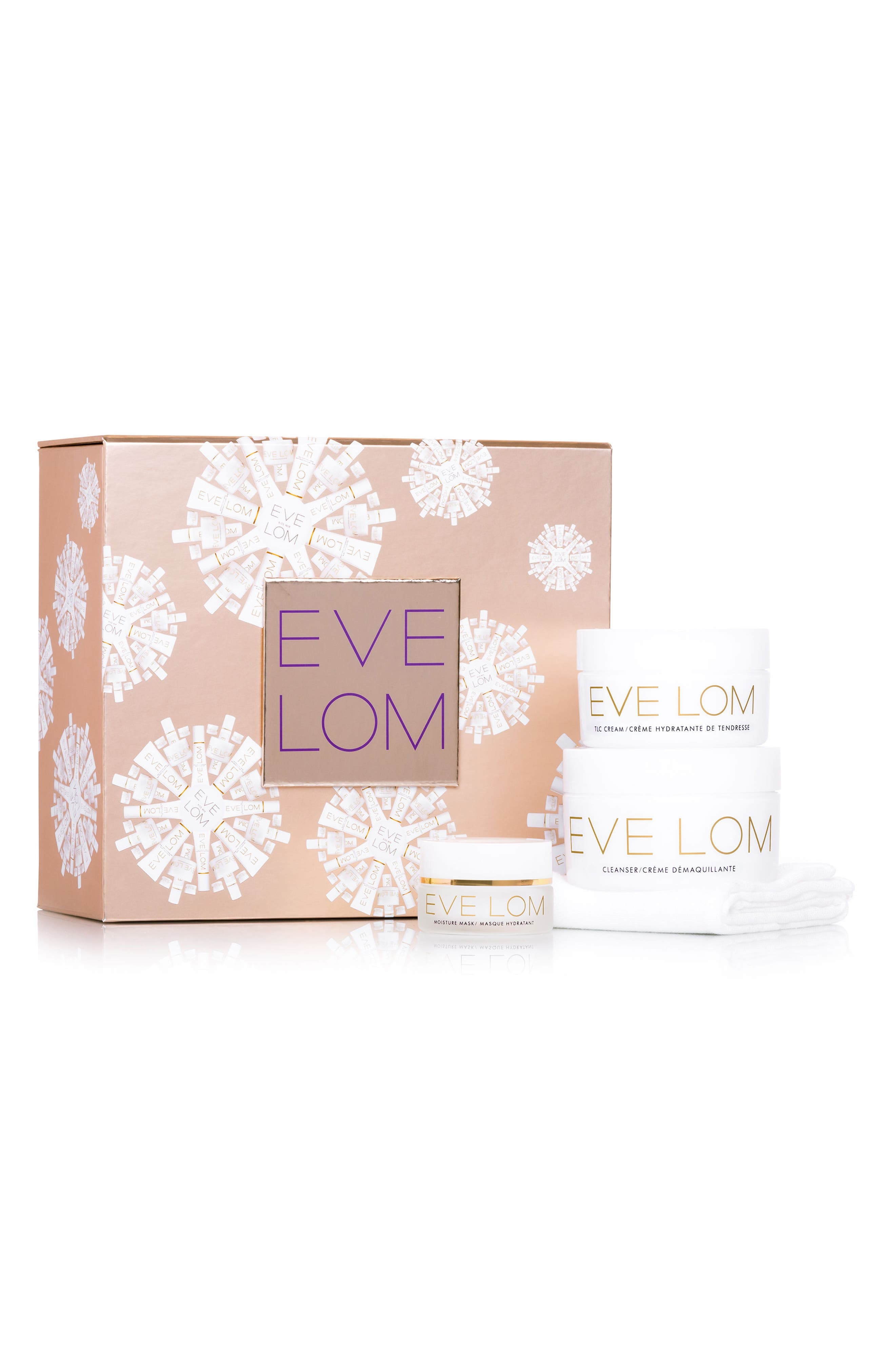 SPACE.NK.apothecary EVE LOM Restorative Moisture Ritual Collection ($171 Value)