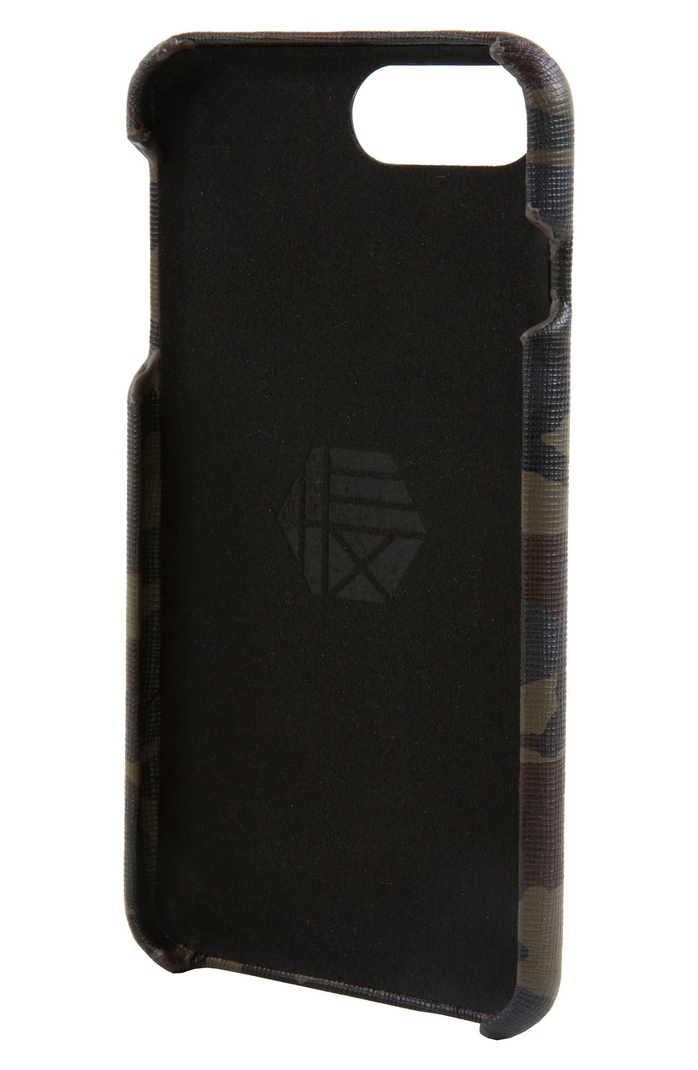 Solo iPhone 6/6s/7/8 Plus Wallet Case,                             Alternate thumbnail 2, color,                             Camo/ Reflective