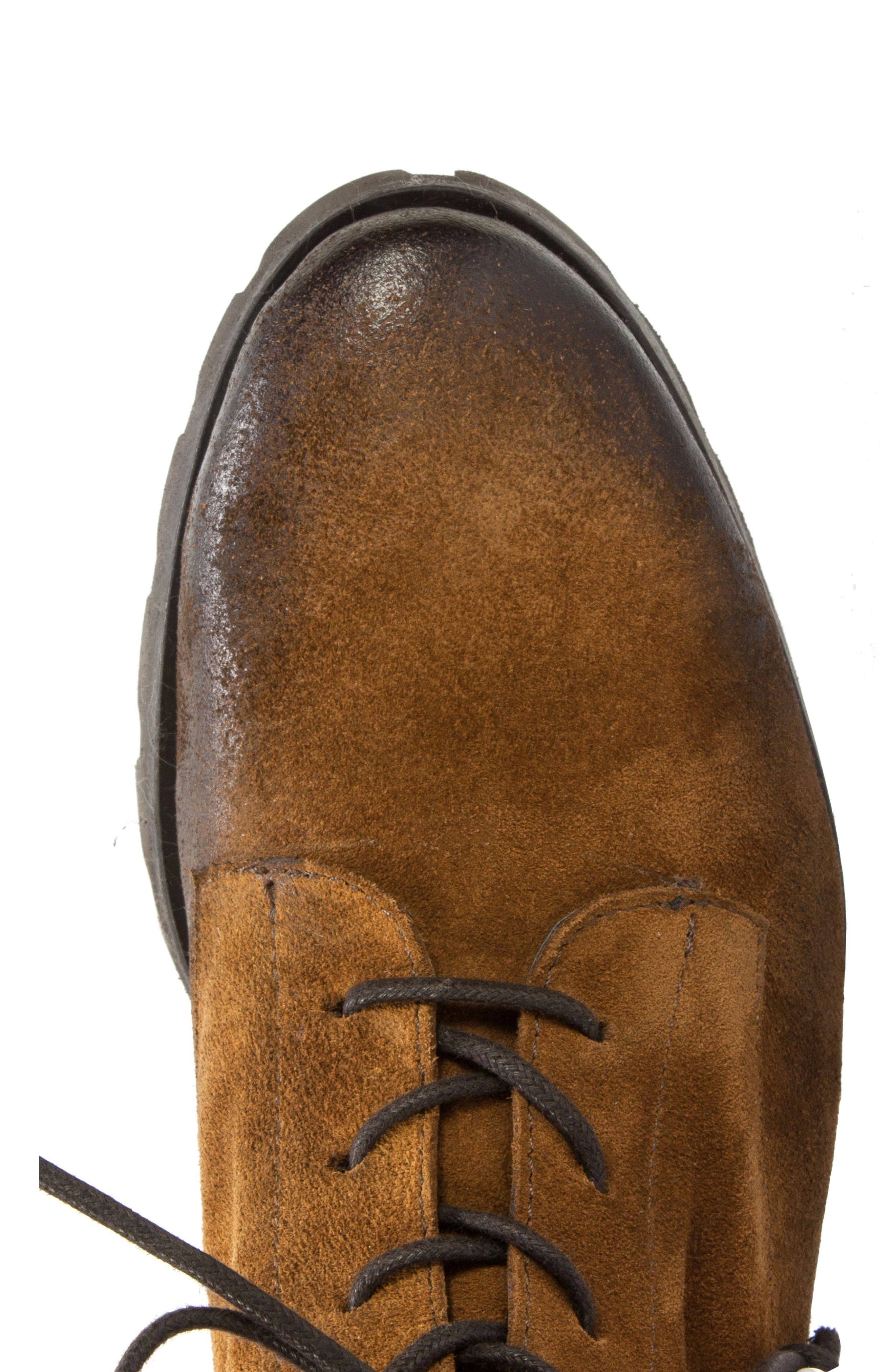 Dobbs Boot,                             Alternate thumbnail 5, color,                             Camel Suede