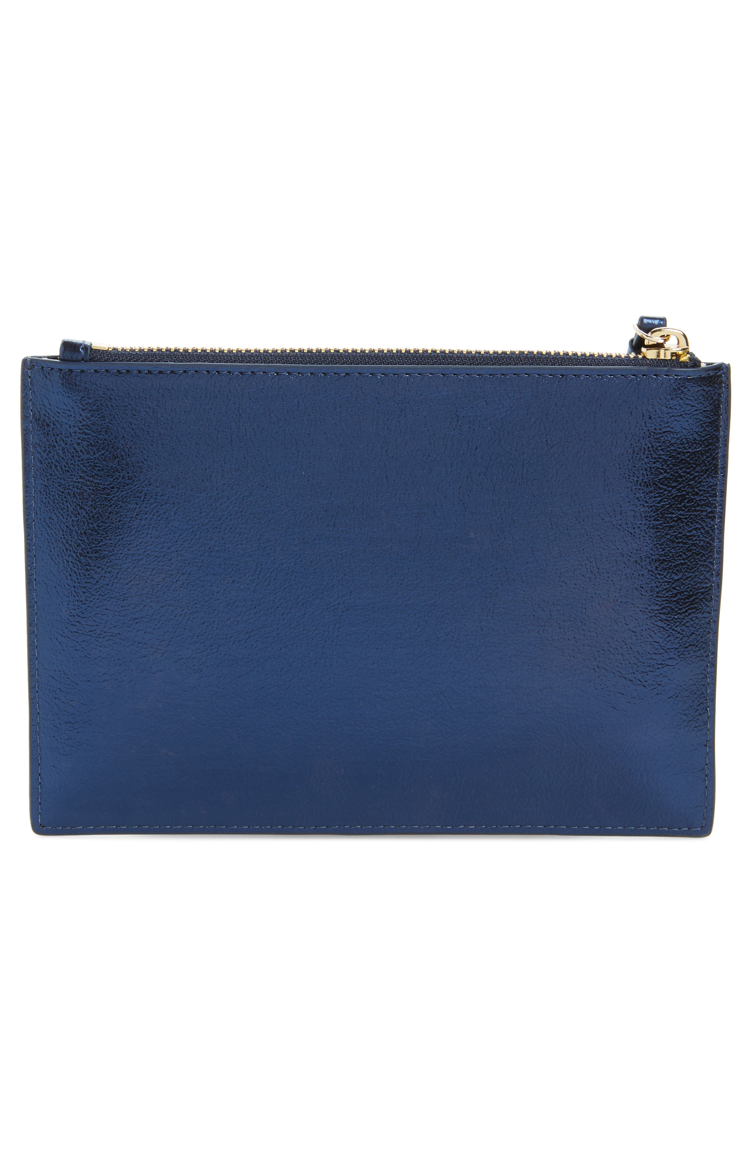 Alternate Image 3  - kate spade new york highland drive - yury faux leather zip pouch