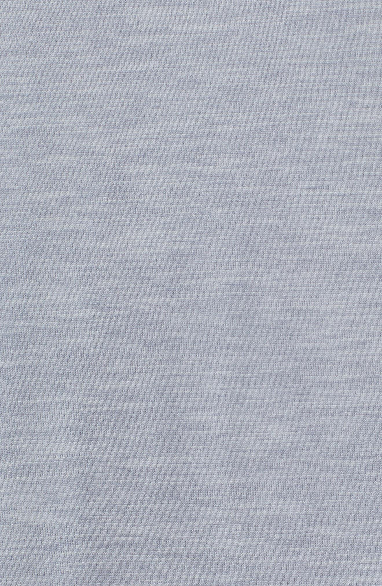Alternate Image 5  - Nike Long Sleeve Training T-Shirt
