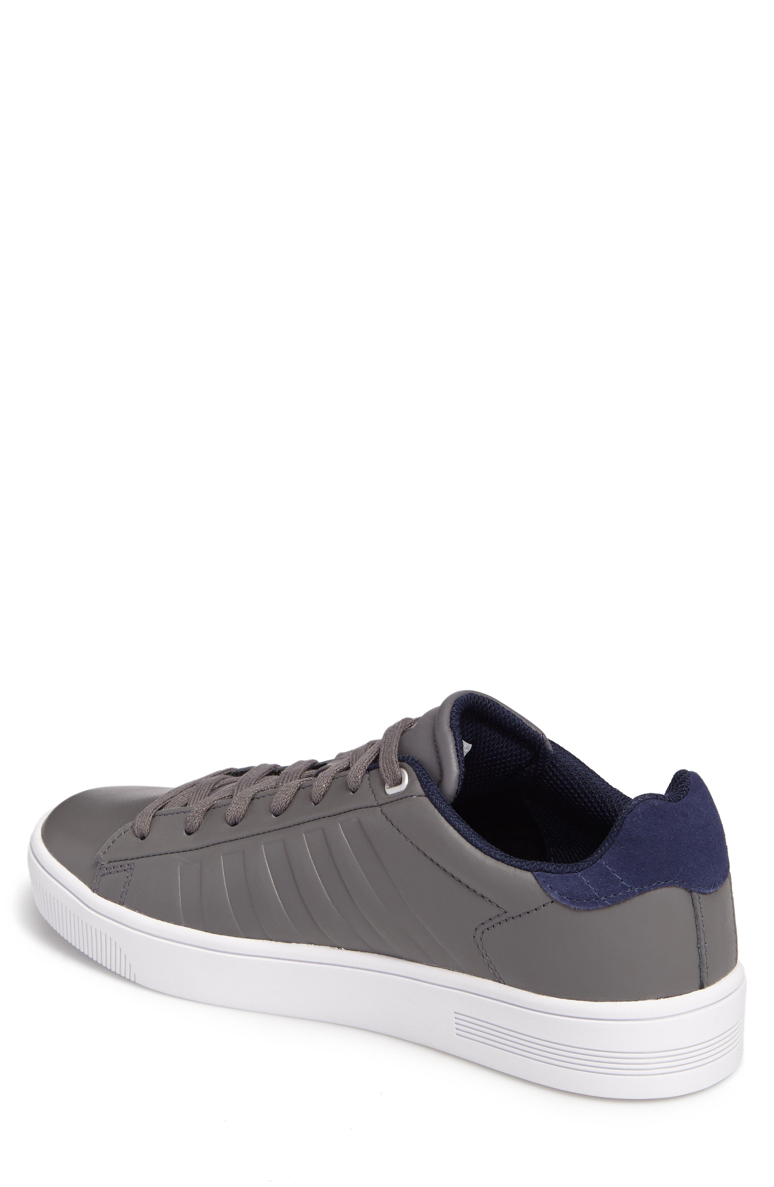 Court Frasco Sneaker,                             Alternate thumbnail 2, color,                             Pewter/ Patriot Blue