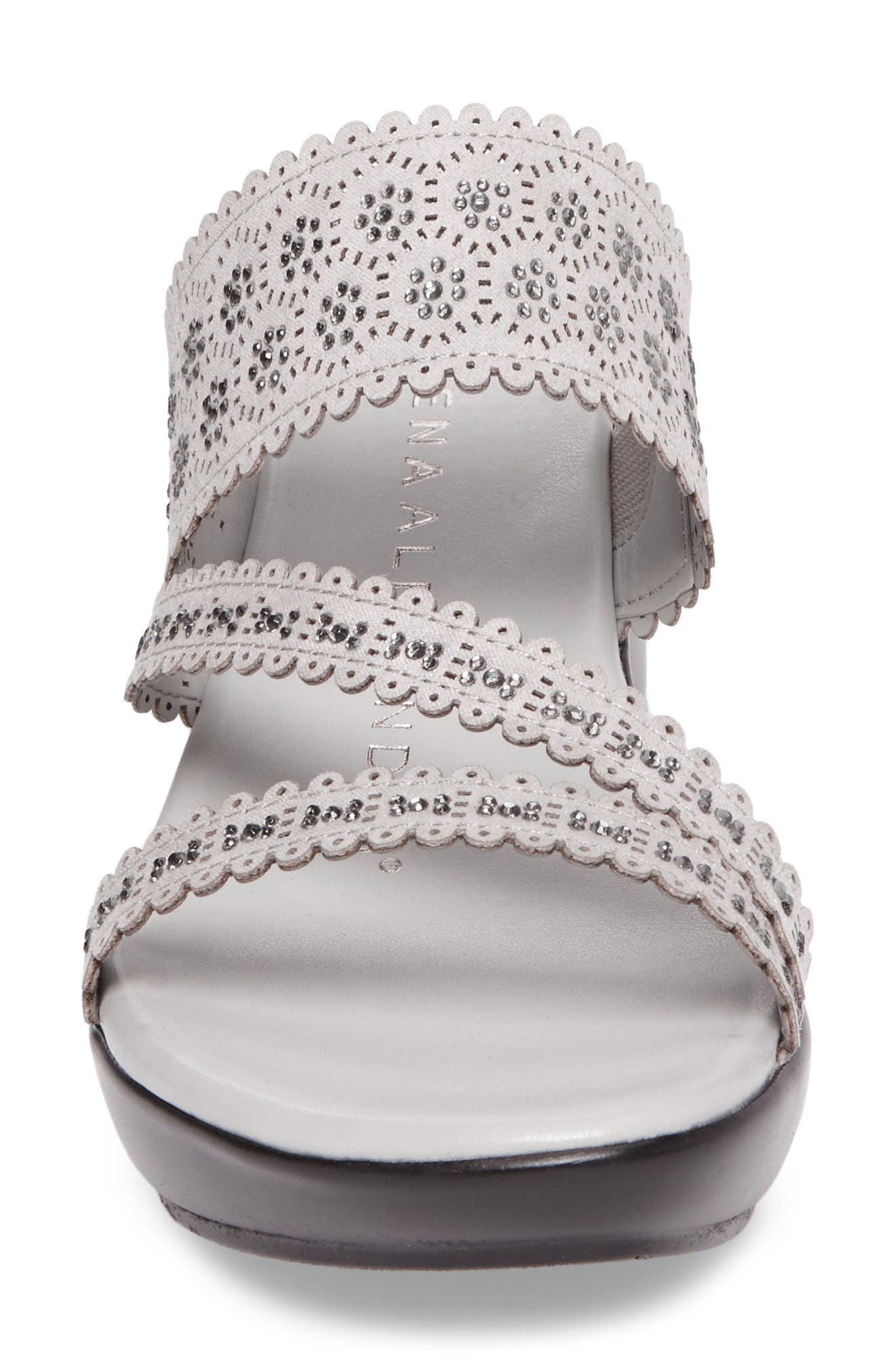Alternate Image 4  - Athena Alexander Poppy Wedge Sandal (Women)