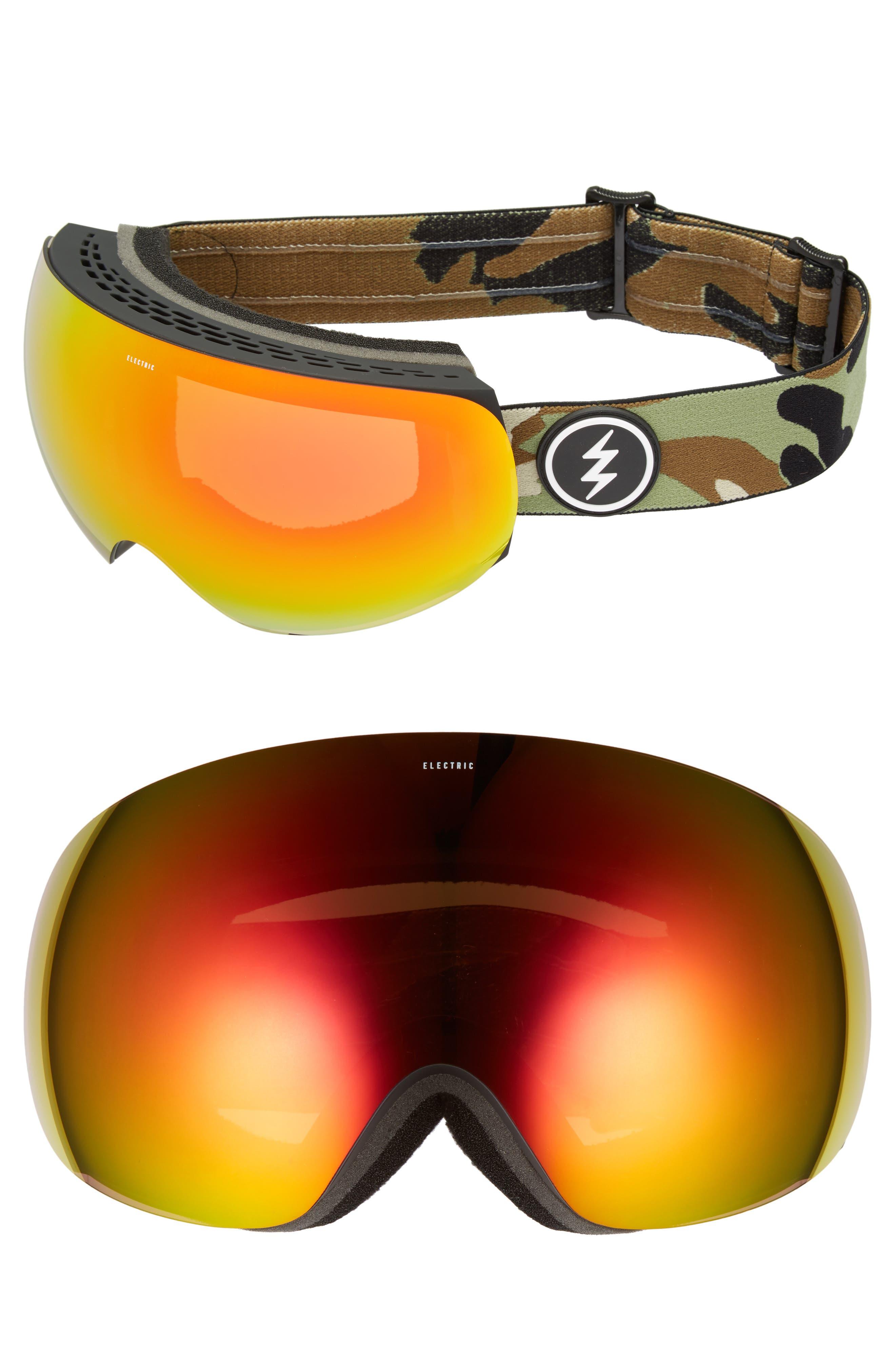 ELECTRIC EG3 Snow Goggles