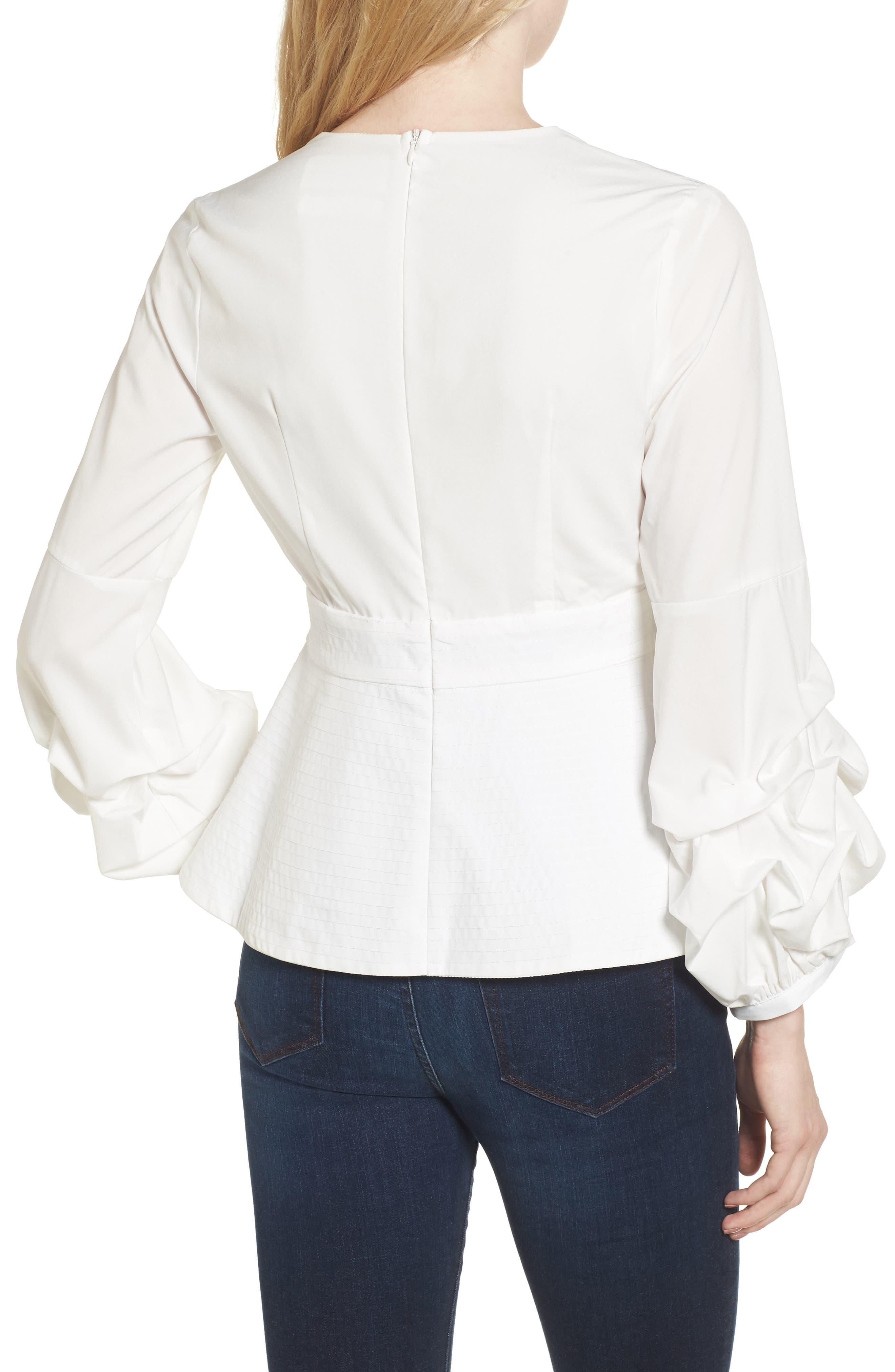 Alternate Image 2  - StyleKeepers Magnolia Blouse