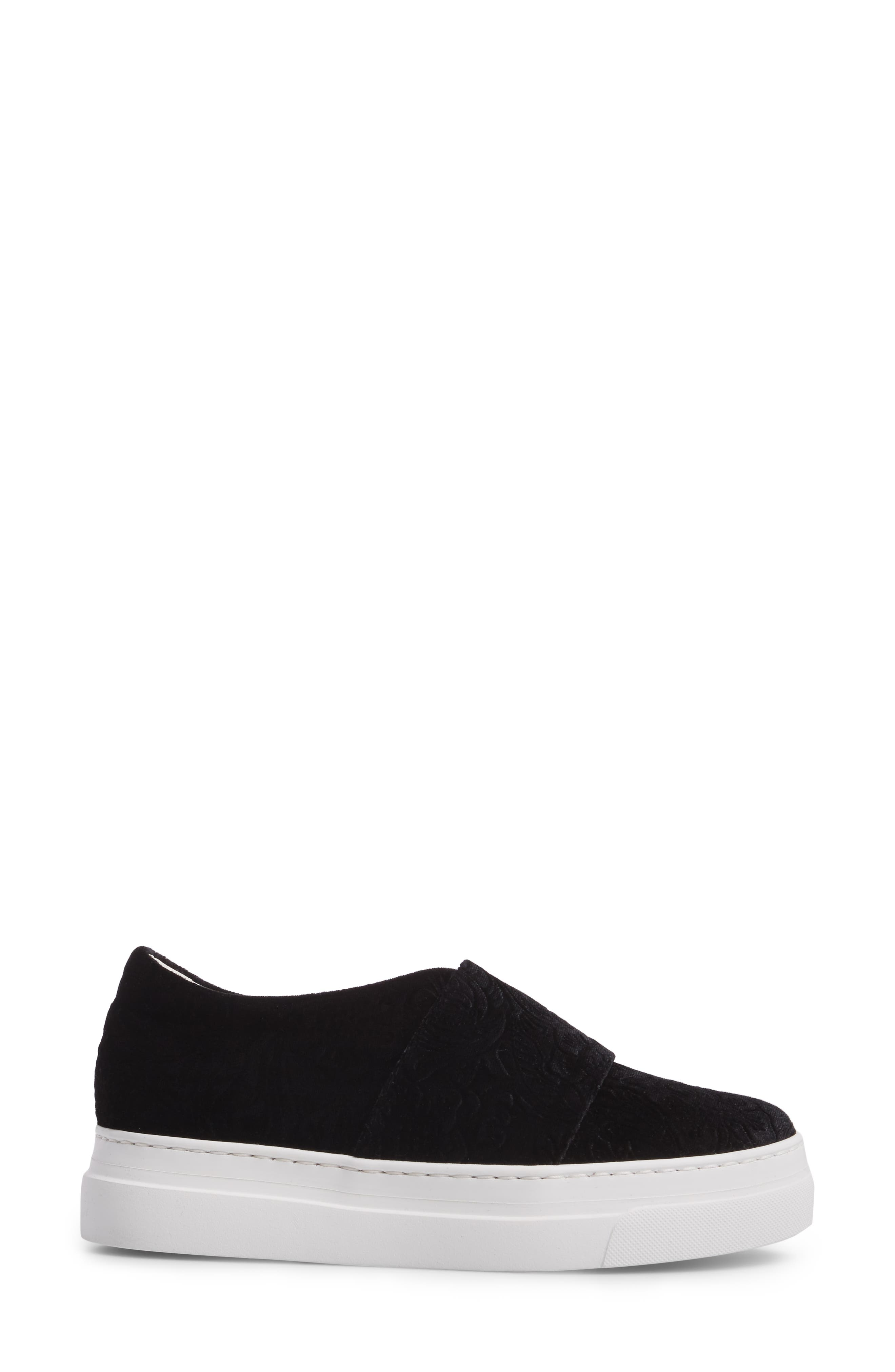 Alternate Image 3  - Lewit Arlo Slip-On Platform Sneaker (Women)