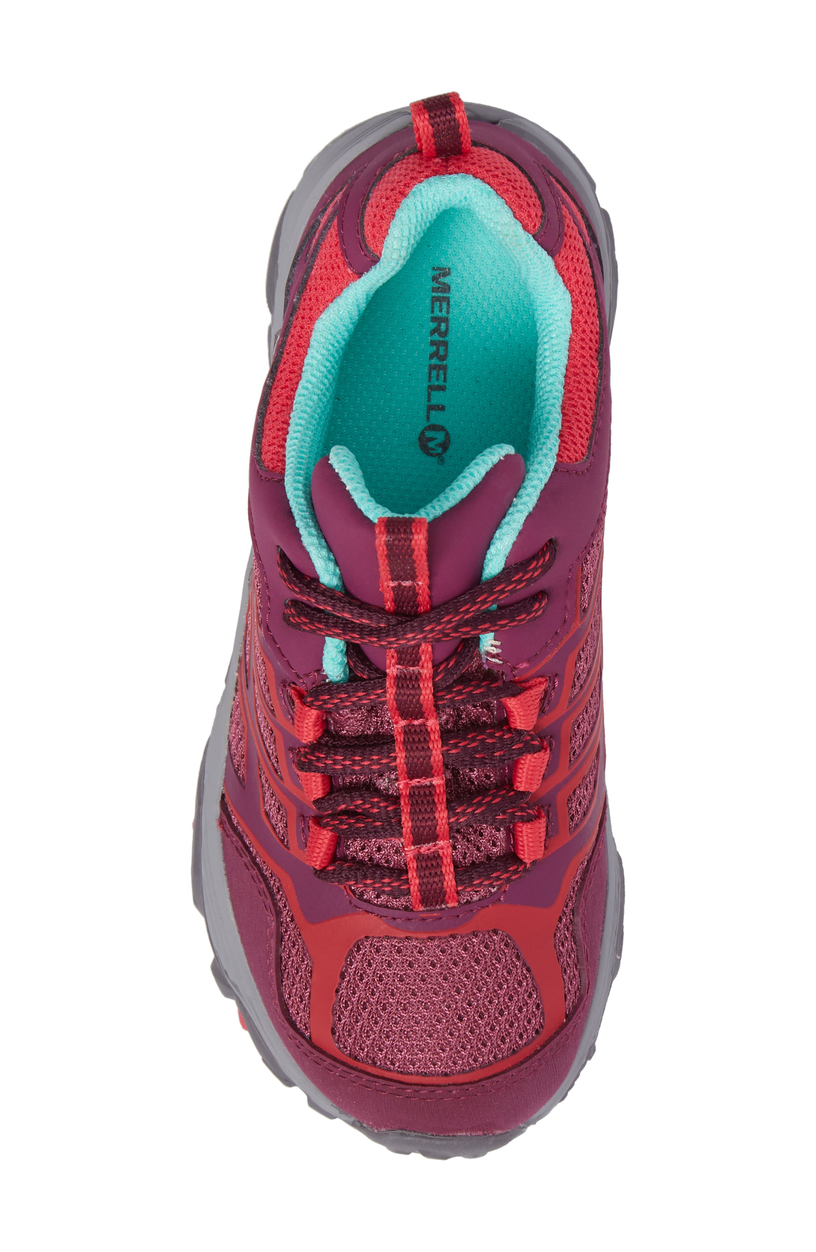 Alternate Image 5  - Merrell Moab FST Polar Low Waterproof Sneaker (Toddler, Little Kid & Big Kid)