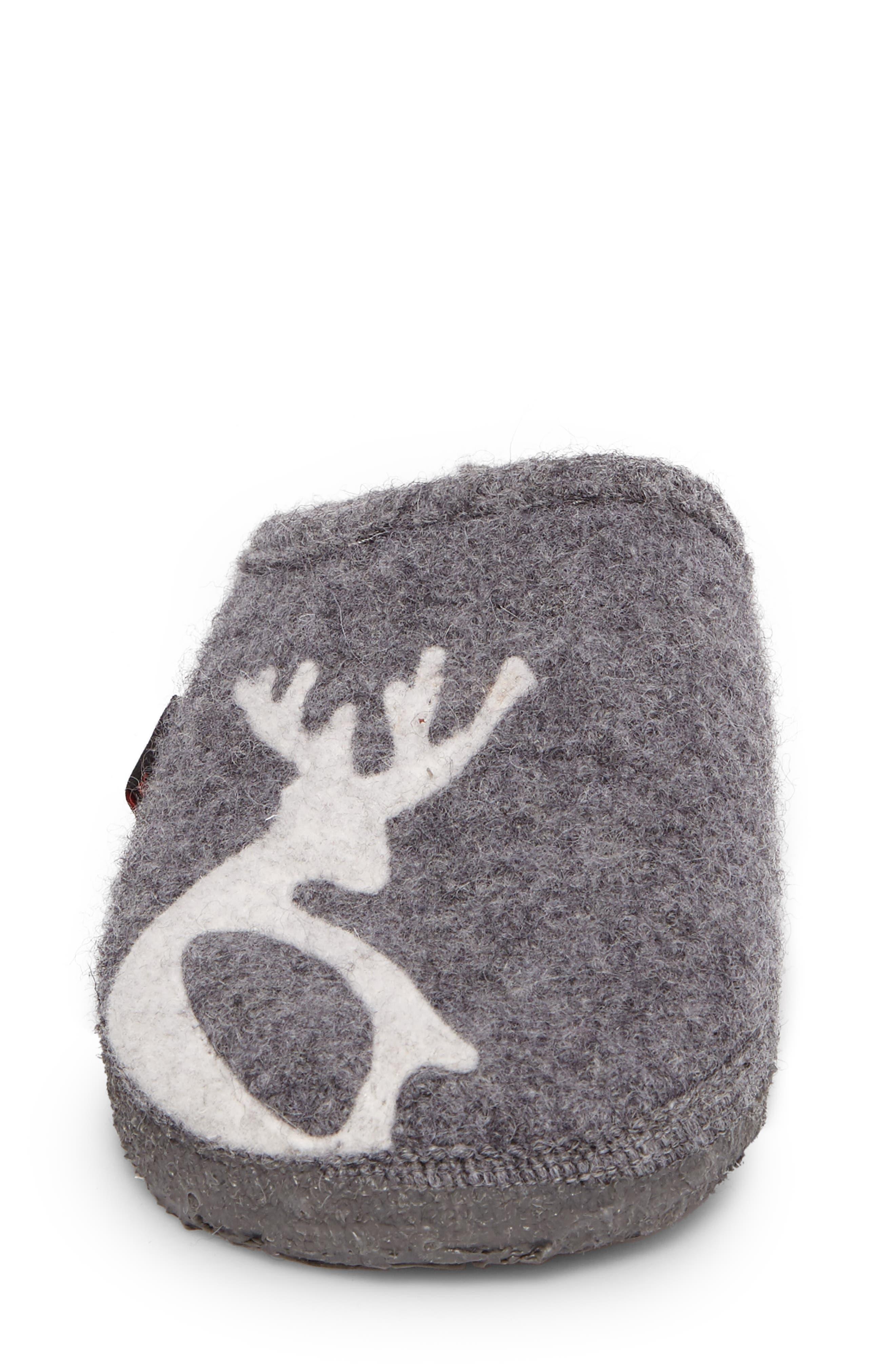 Alternate Image 4  - Giesswein Yukon Slipper (Women)