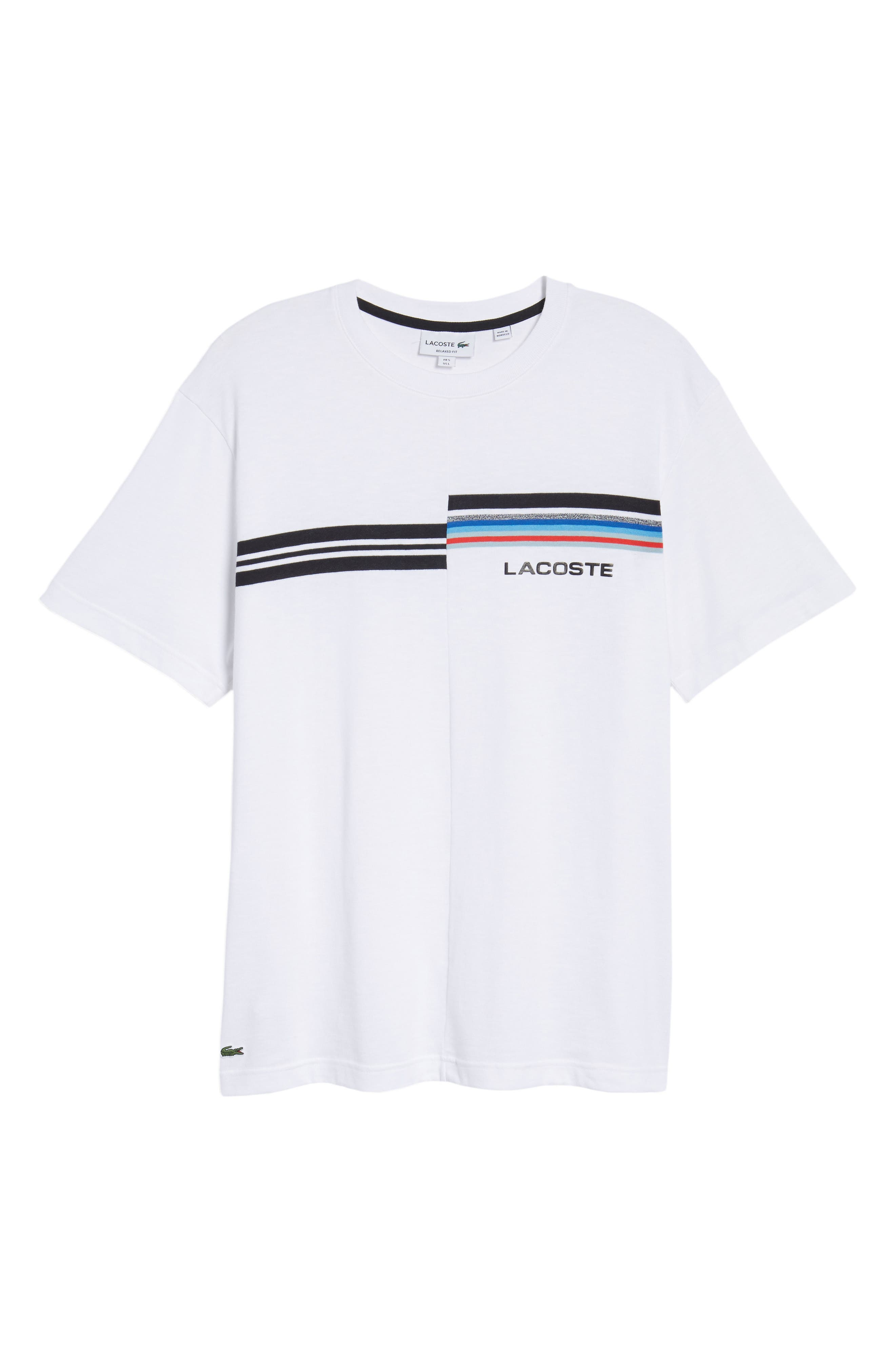 Alternate Image 6  - Lacoste Mouline T-Shirt