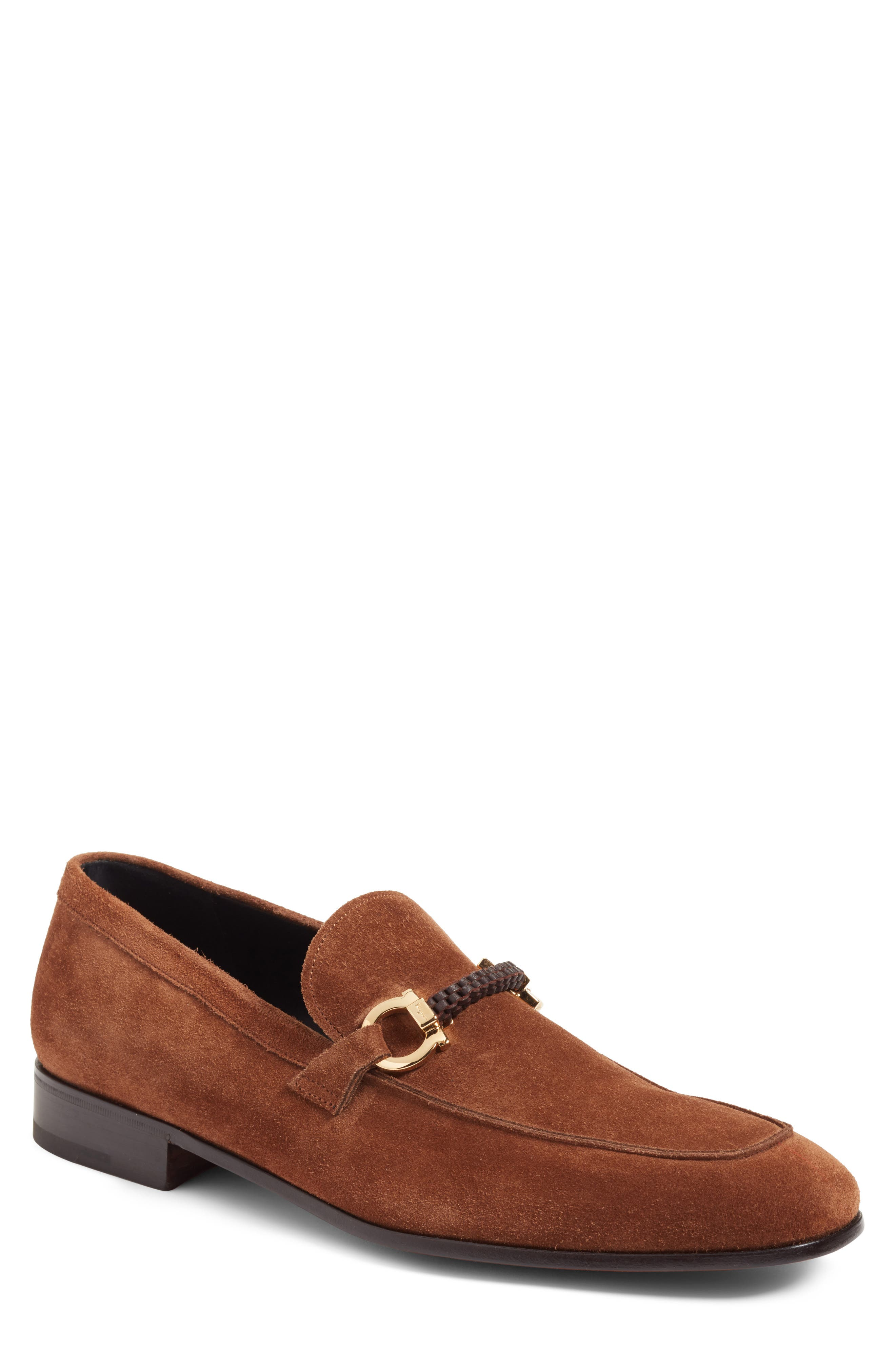 Cross Bit Loafer,                             Main thumbnail 1, color,                             Castoro