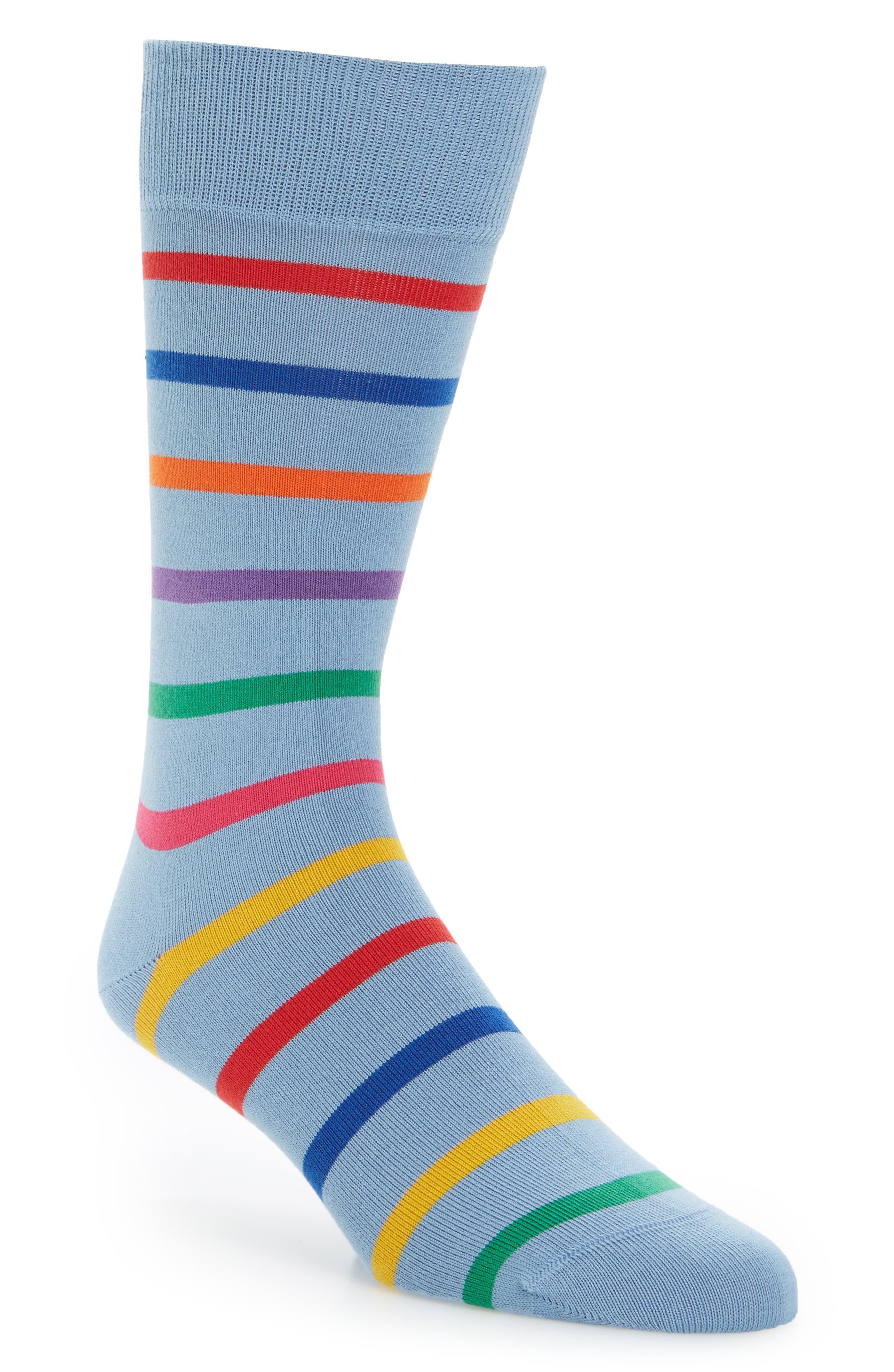 Paul Smith Bright Stripe Socks