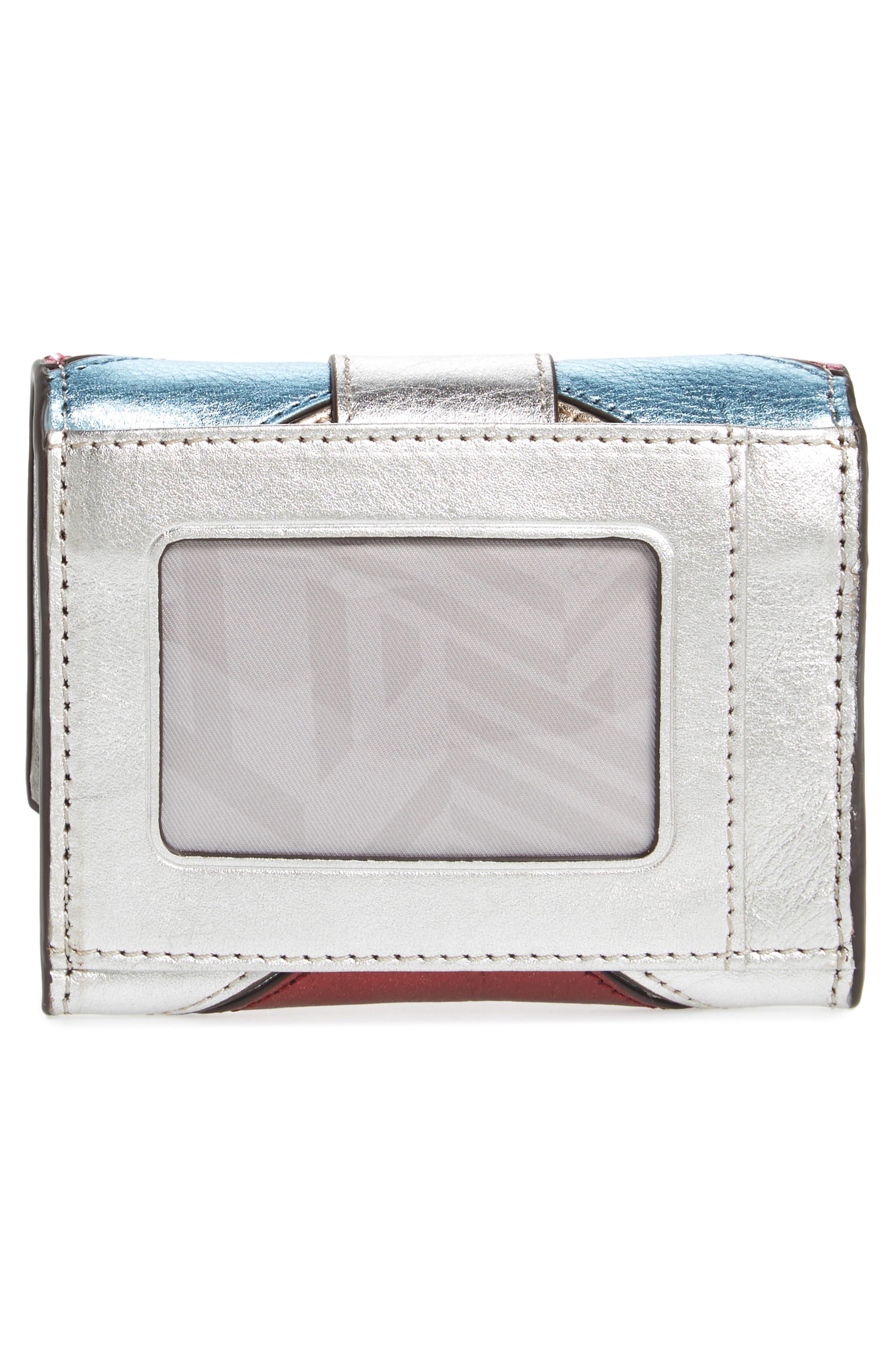 Alternate Image 3  - Rebecca Minkoff Love Lock Leather Wallet