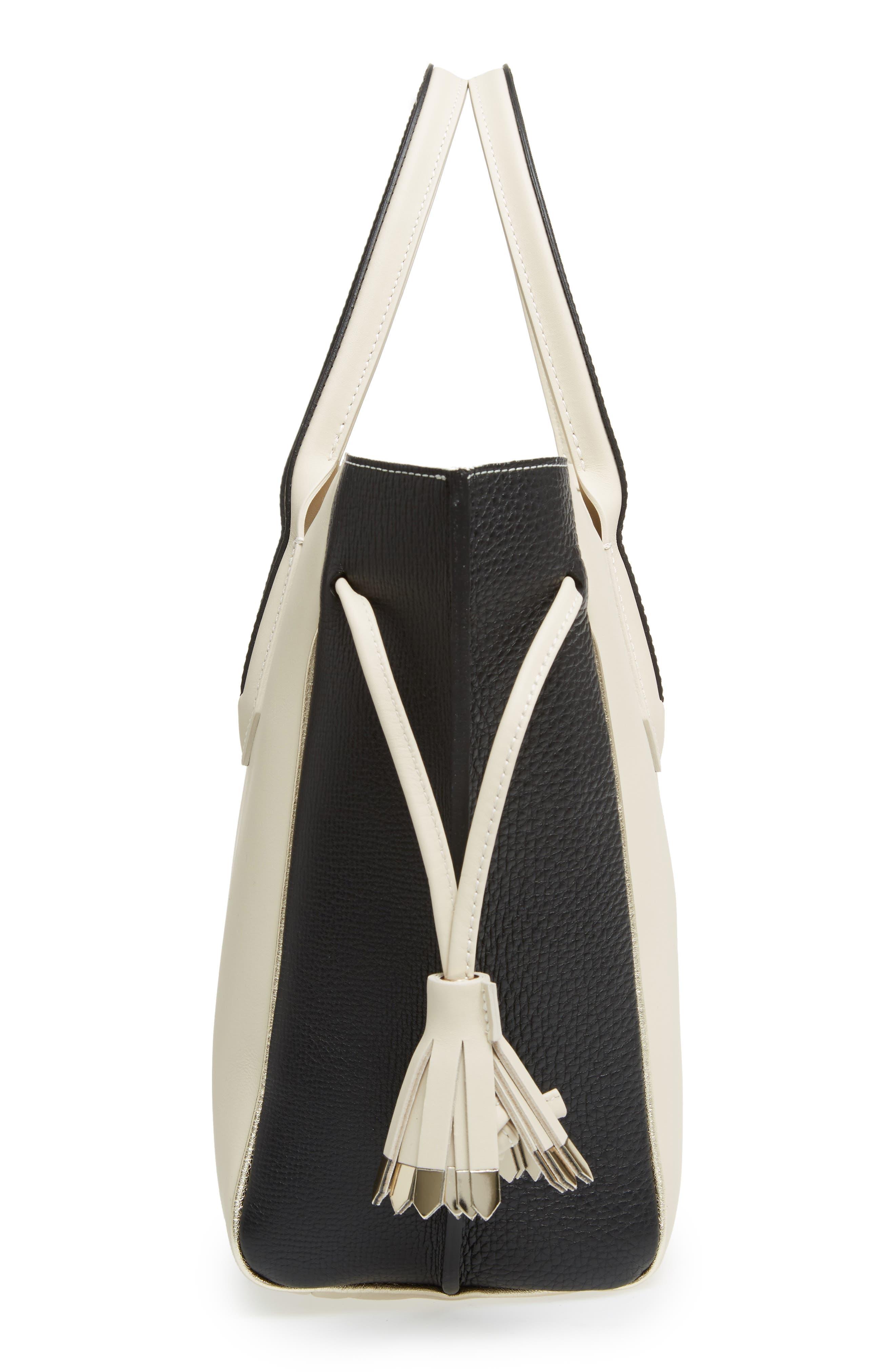 Alternate Image 5  - Longchamp Medium Penelope Fantasie Luxe Leather Tote
