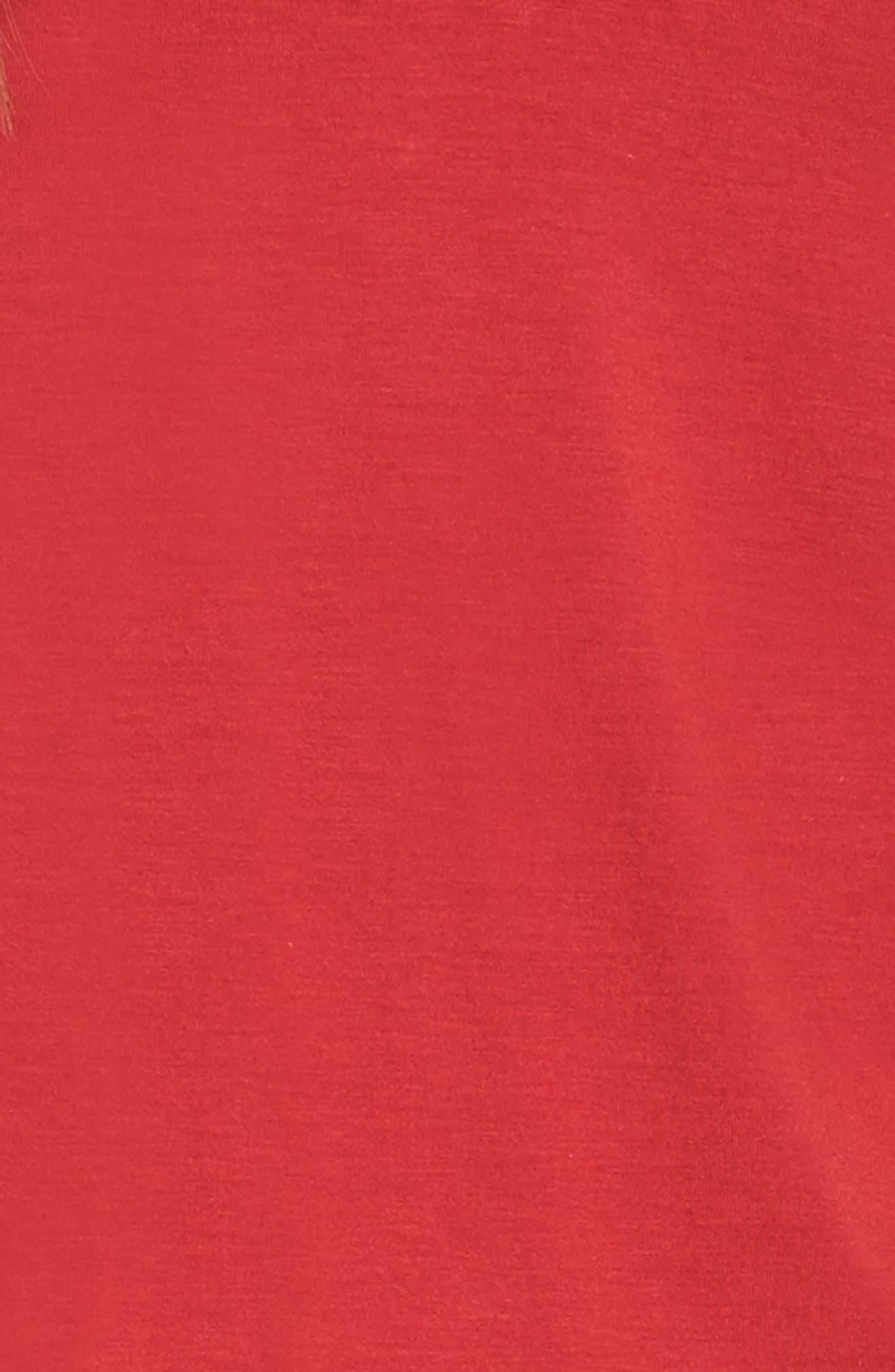 Alternate Image 5  - Eberjey Colette Lace Trim Romper