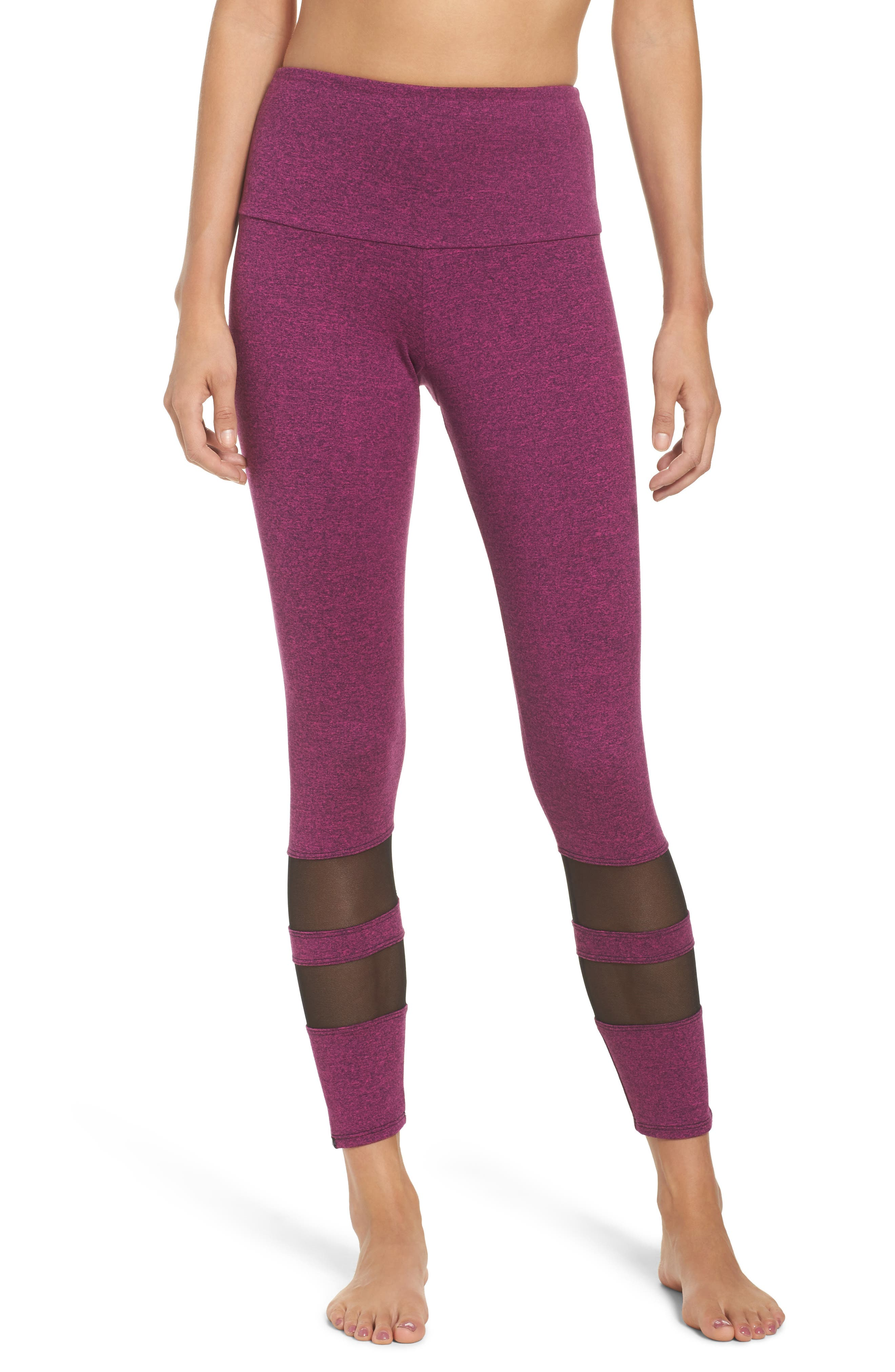 Alternate Image 1 Selected - Onzie Racer Leggings