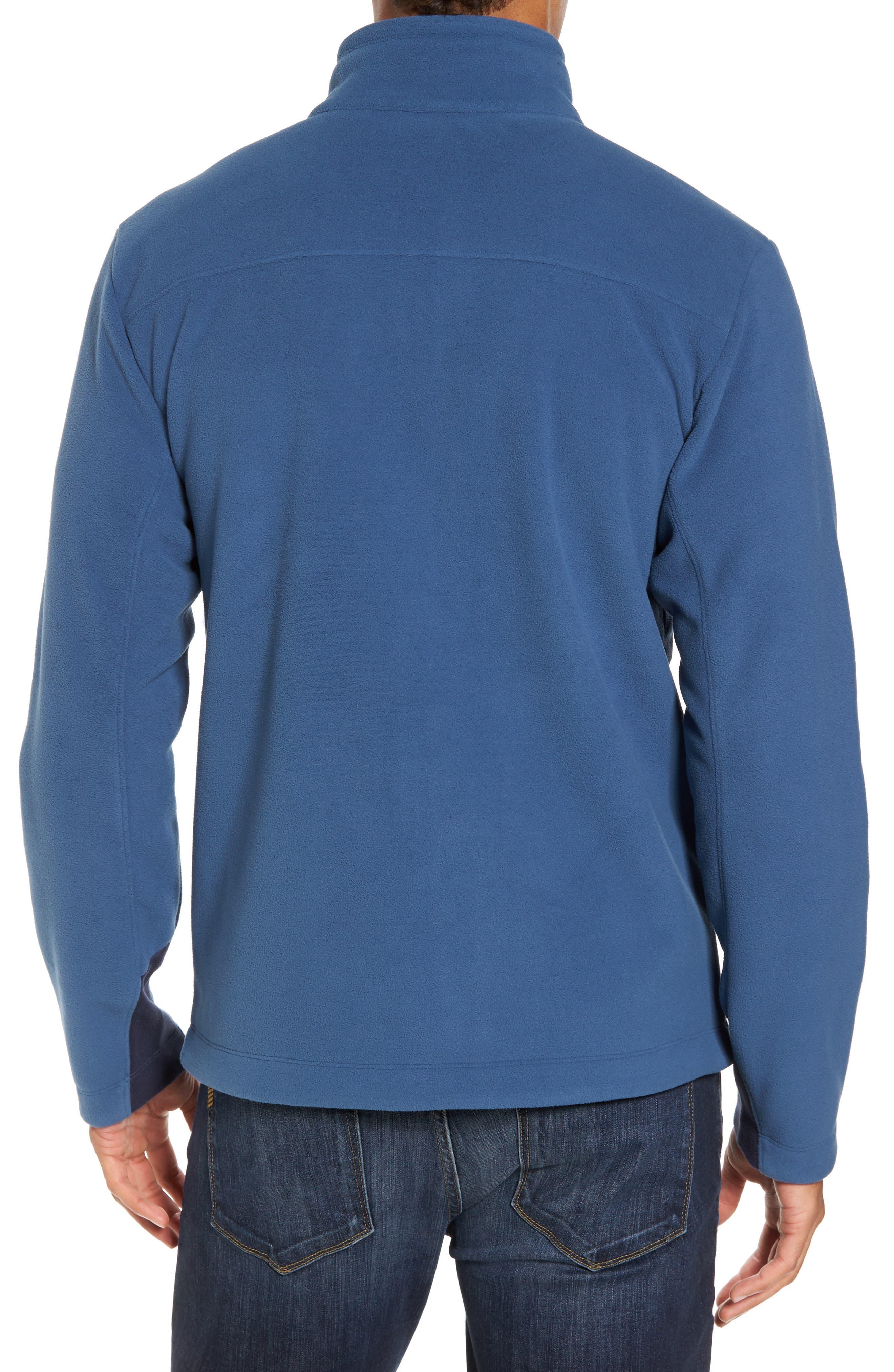 Alternate Image 2  - The North Face 'Chimborazo' Zip Front Fleece Jacket