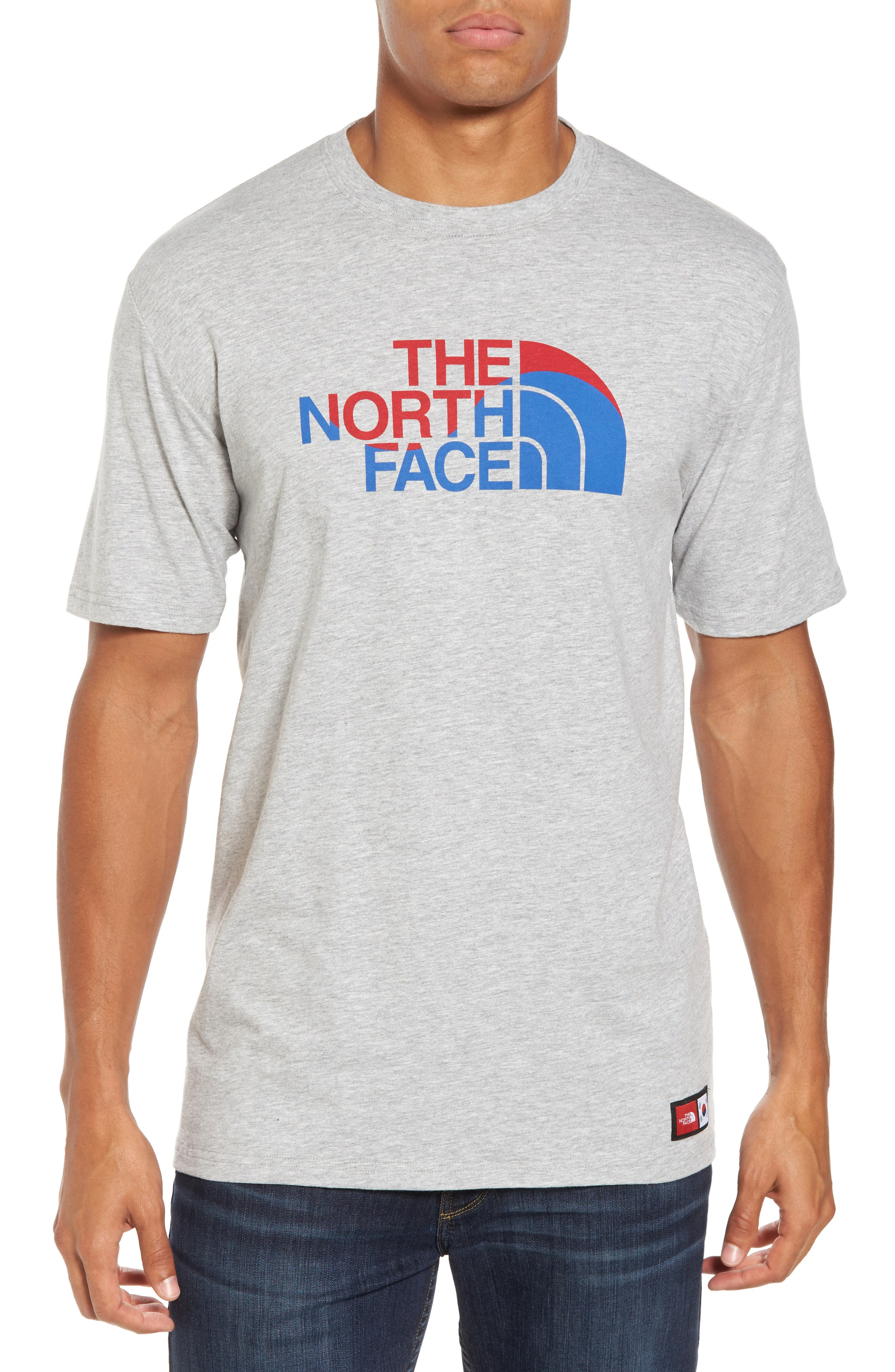 Main Image - The North Face International Collection Crewneck T-Shirt