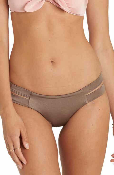 Billabong 'Sol Searcher Isla' Cheeky Bikini Bottoms