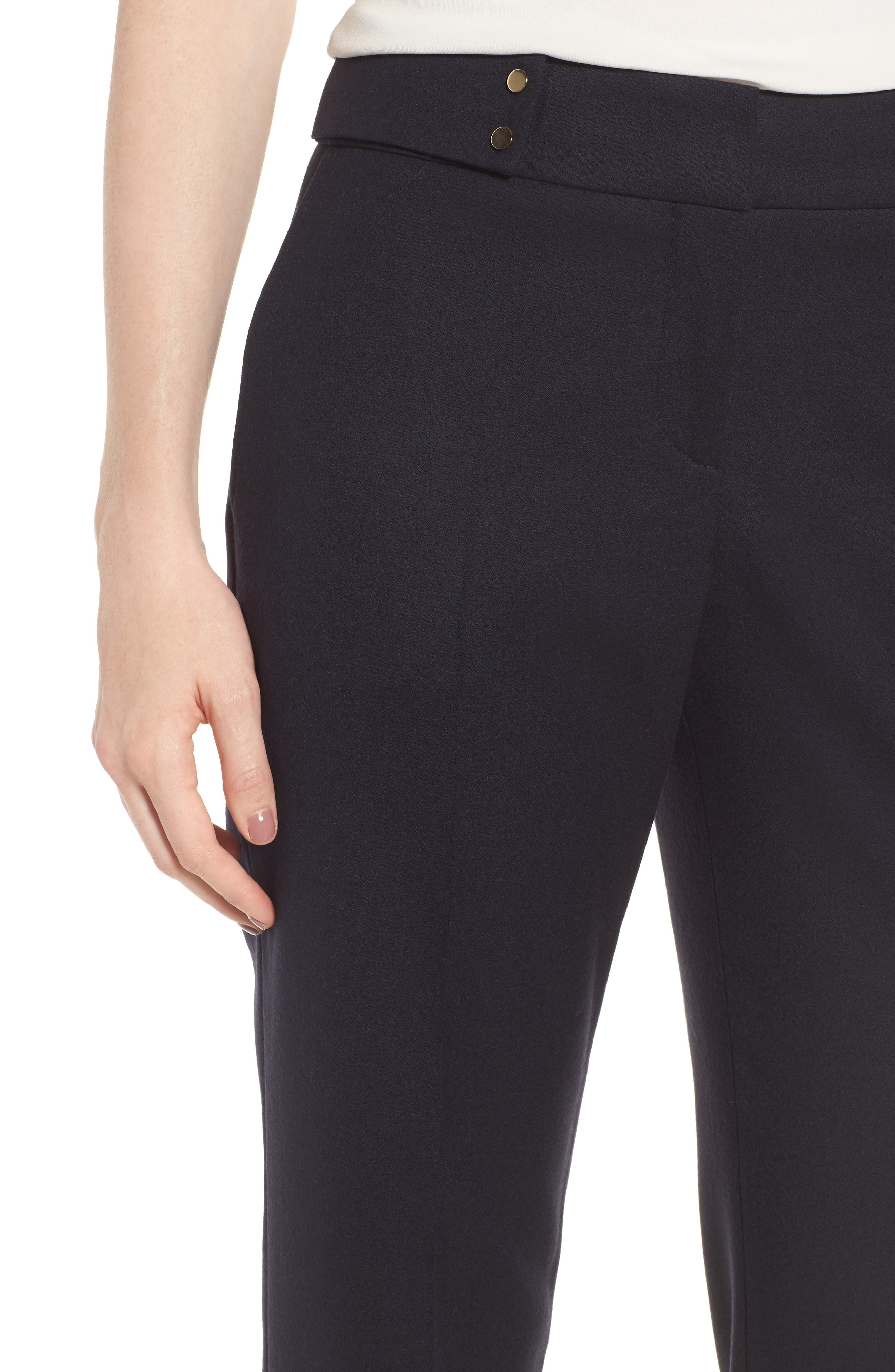 Tamea Pants,                             Alternate thumbnail 4, color,                             Navy